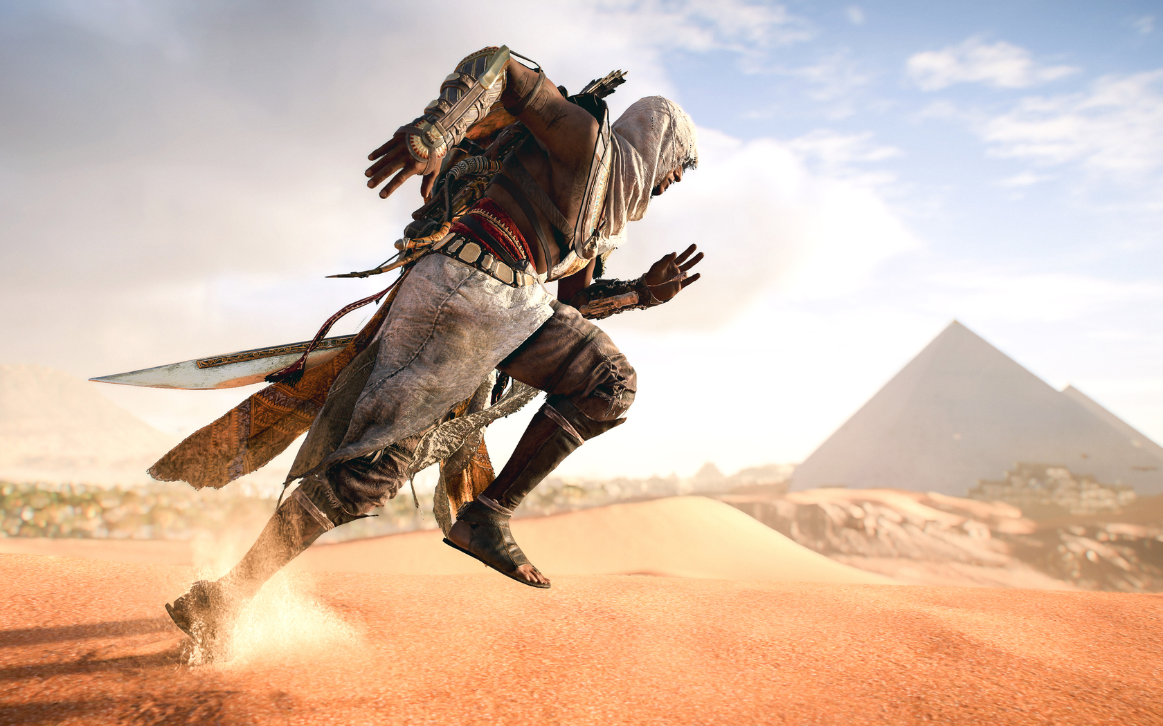 1680x1050 Assassins Creed Origins 4k 2018 1680x1050