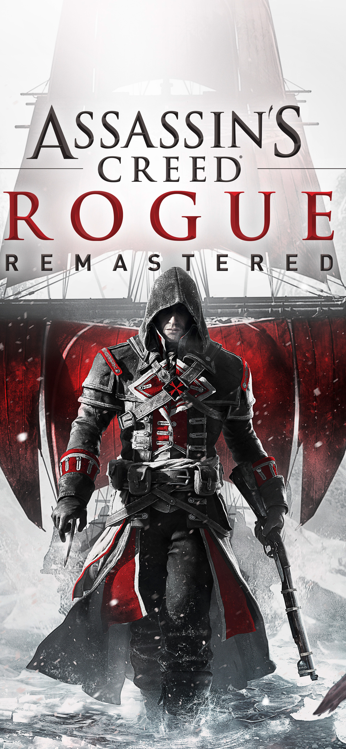 1125x2436 Assassins Creed Rogue Remastered Iphone Xs Iphone 10
