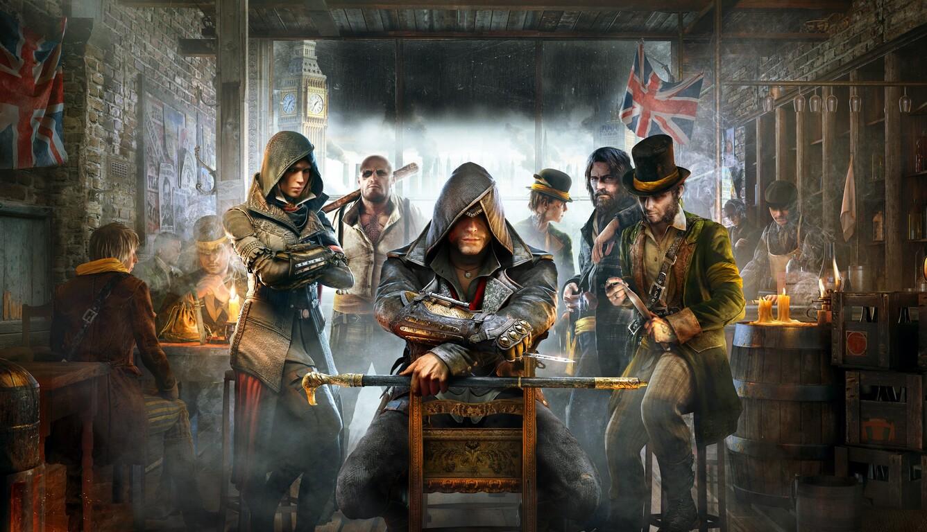 1336x768 Assassins Creed Syndicate Game 2 Laptop Hd Hd 4k
