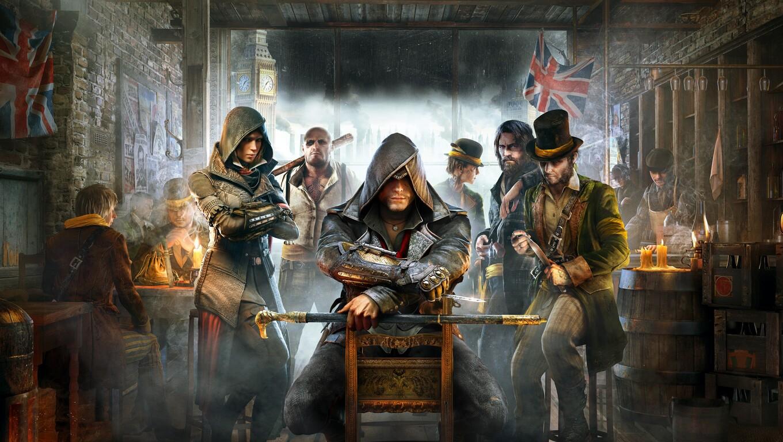 1360x768 Assassins Creed Syndicate Game 2 Laptop Hd Hd 4k
