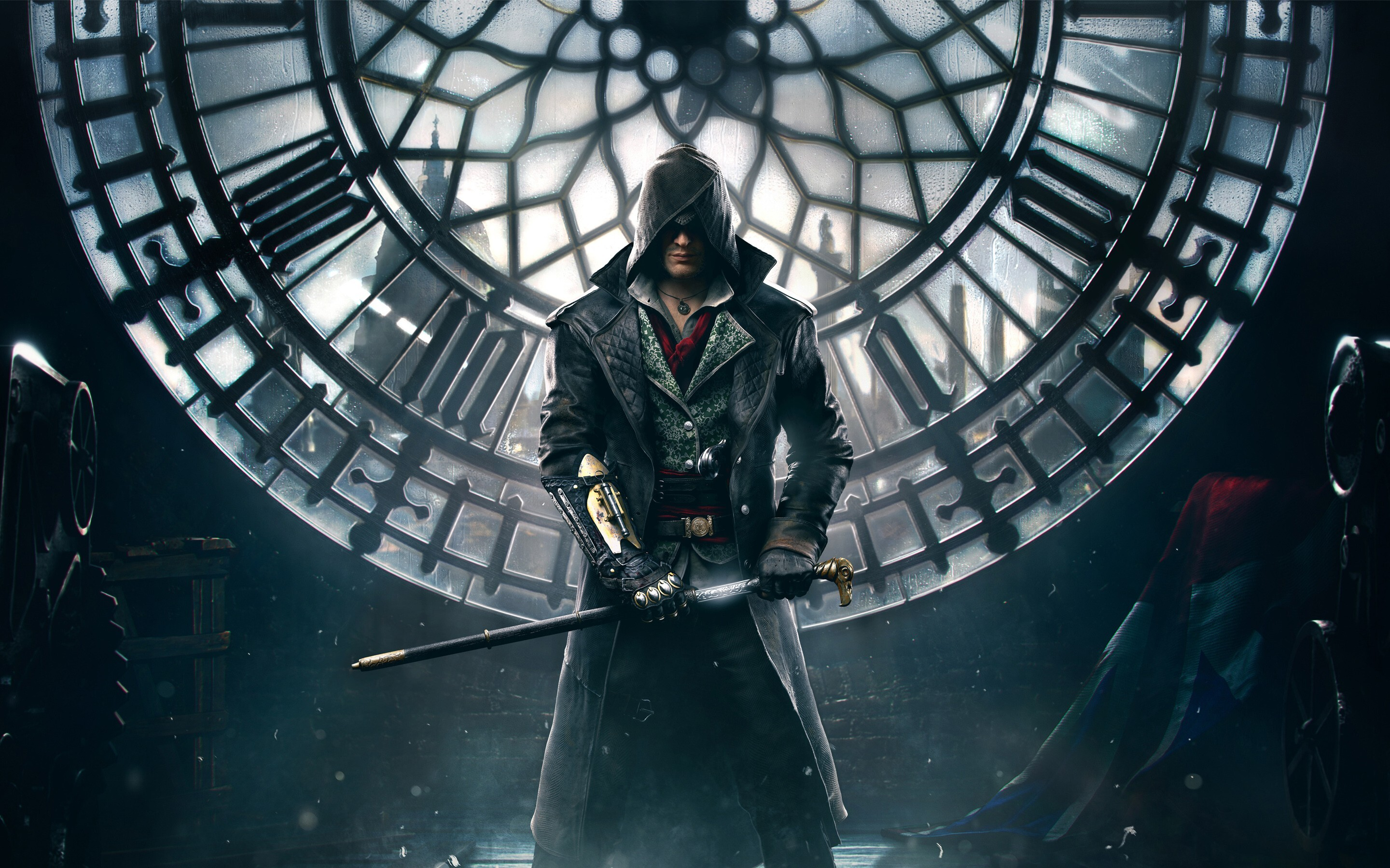 2880x1800 assassins creed syndicate game 3 macbook pro retina hd 4k