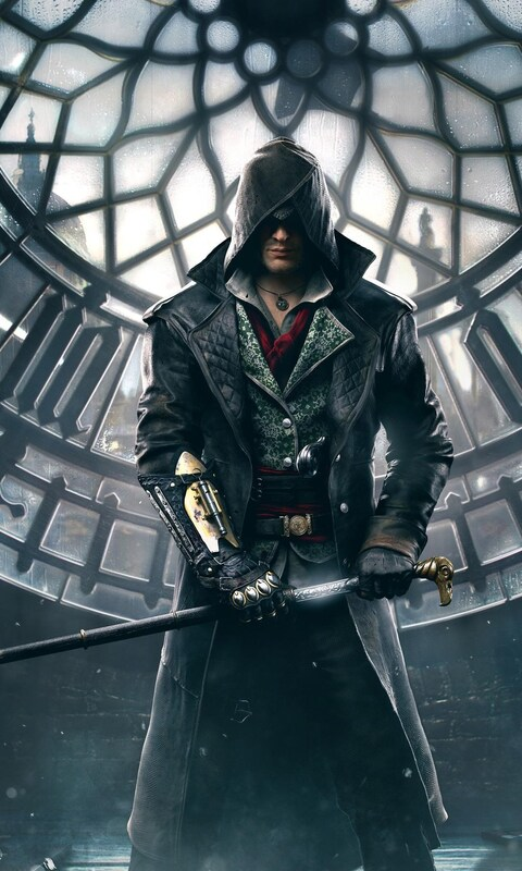480x800 Assassins Creed Syndicate Game 3 Galaxy Note,HTC