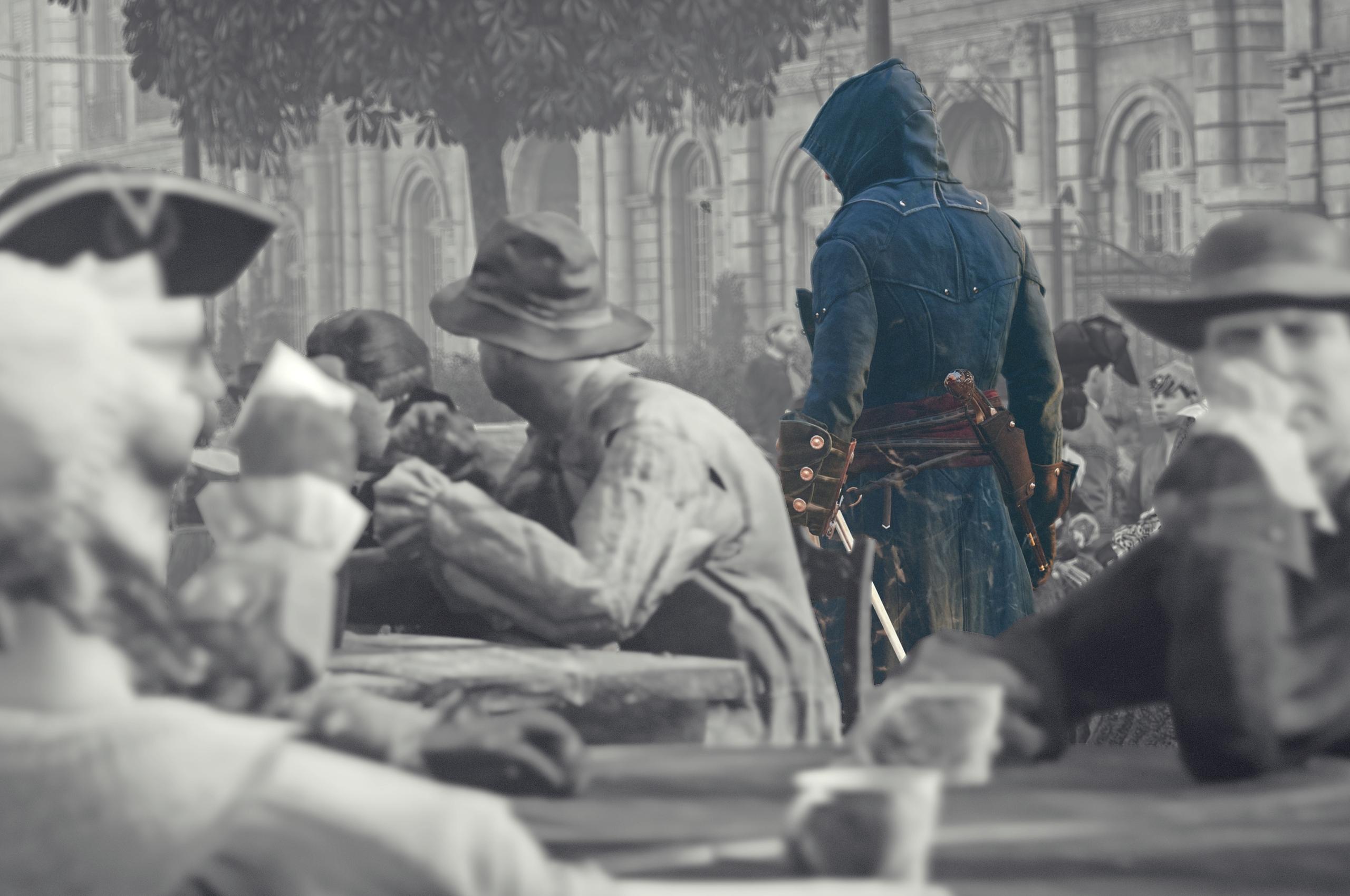 2560x1700 Assassins Creed Unity 5k Chromebook Pixel Hd 4k