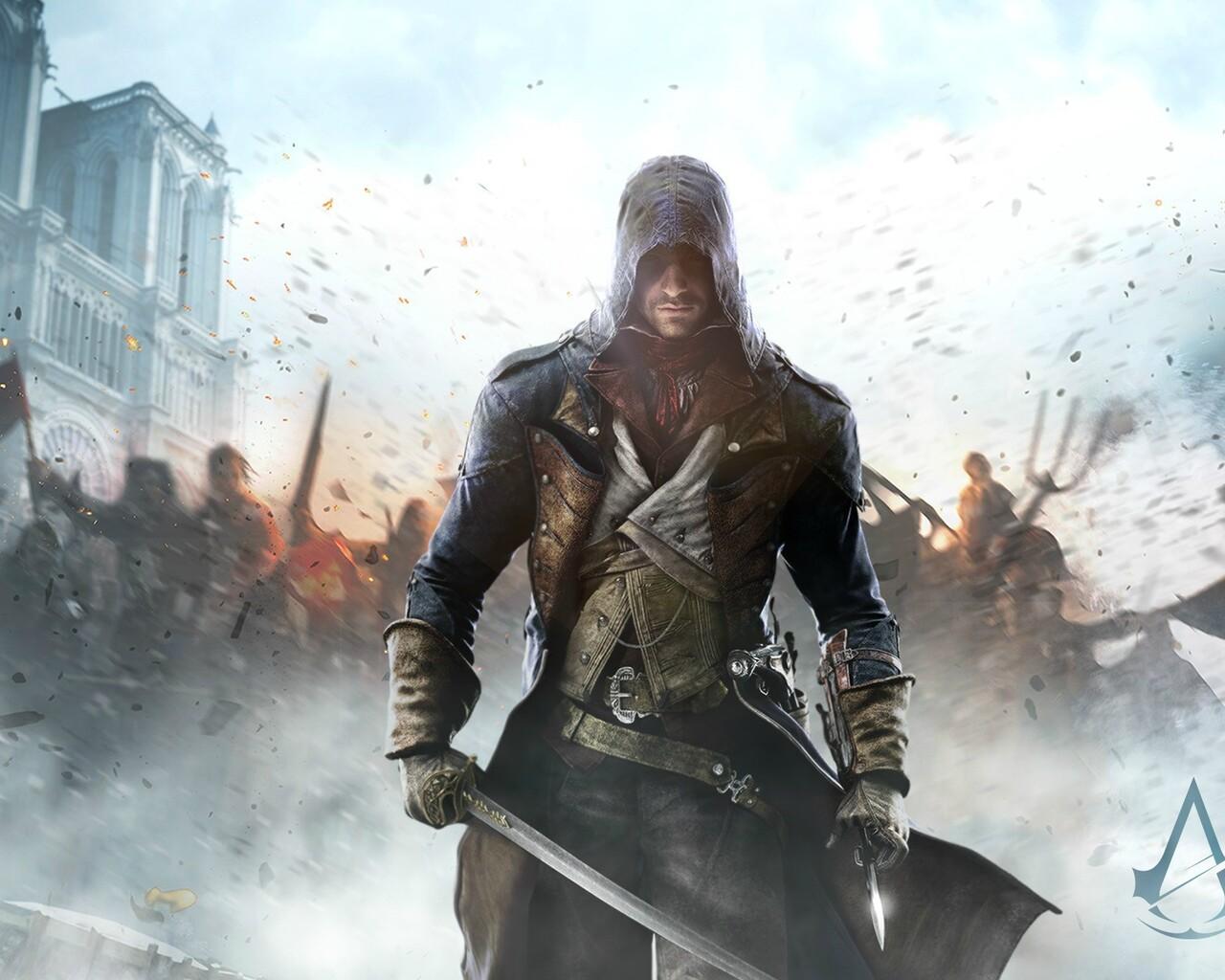1280x1024 Assassins Creed Unity Game Hd 1280x1024 Resolution Hd 4k