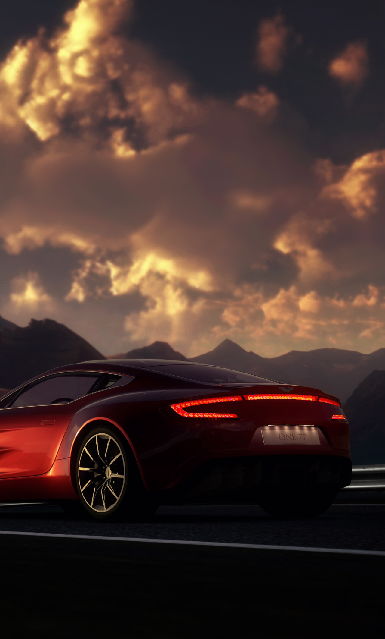 1280x2120 Aston Martin One 77 Gran Turismo 6 Iphone 6 Hd 4k Wallpapers Images Backgrounds Photos And Pictures