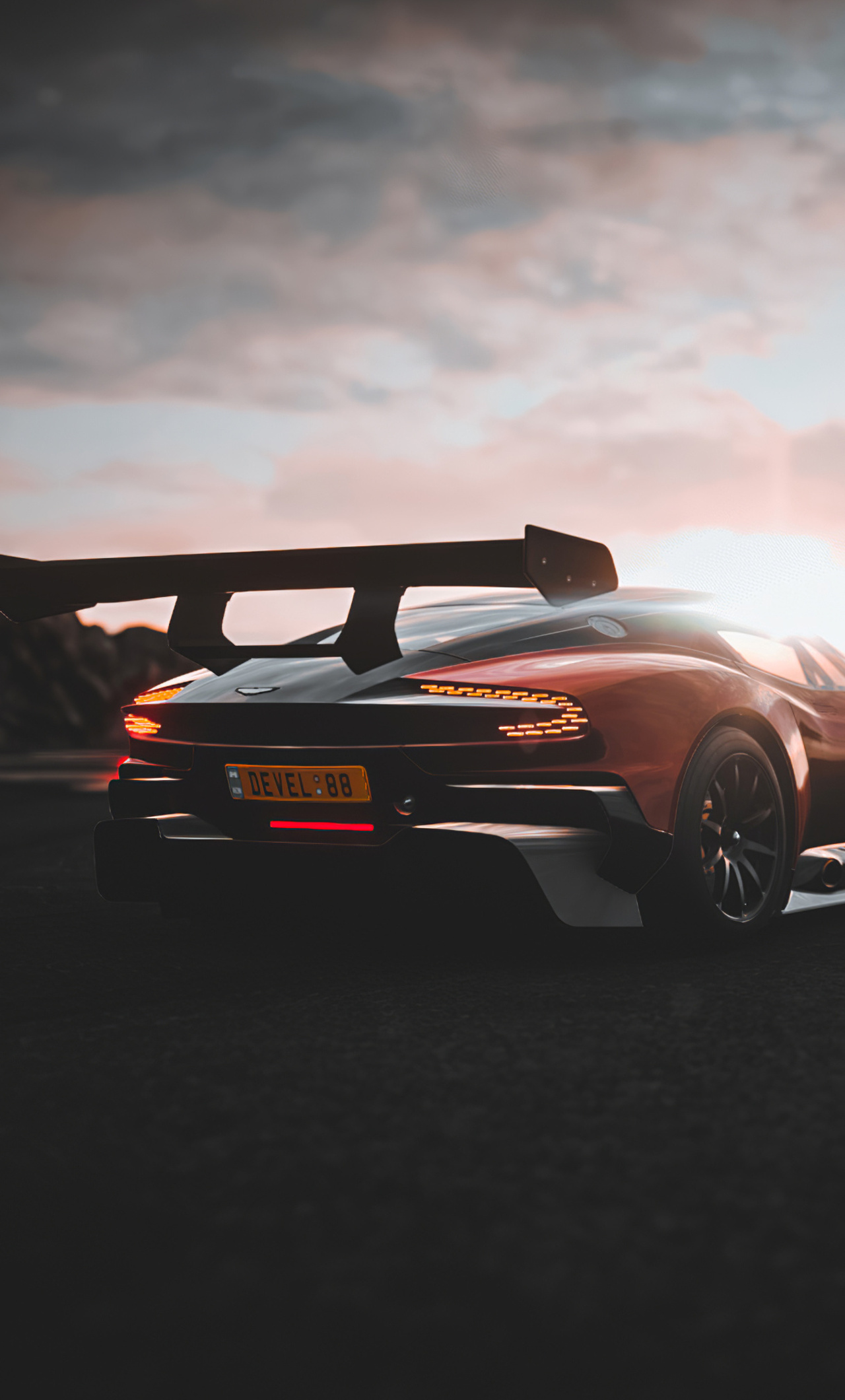 1280x2120 Aston Martin Vulcan Horizon 4 4k Iphone 6 Hd 4k Wallpapers Images Backgrounds Photos And Pictures