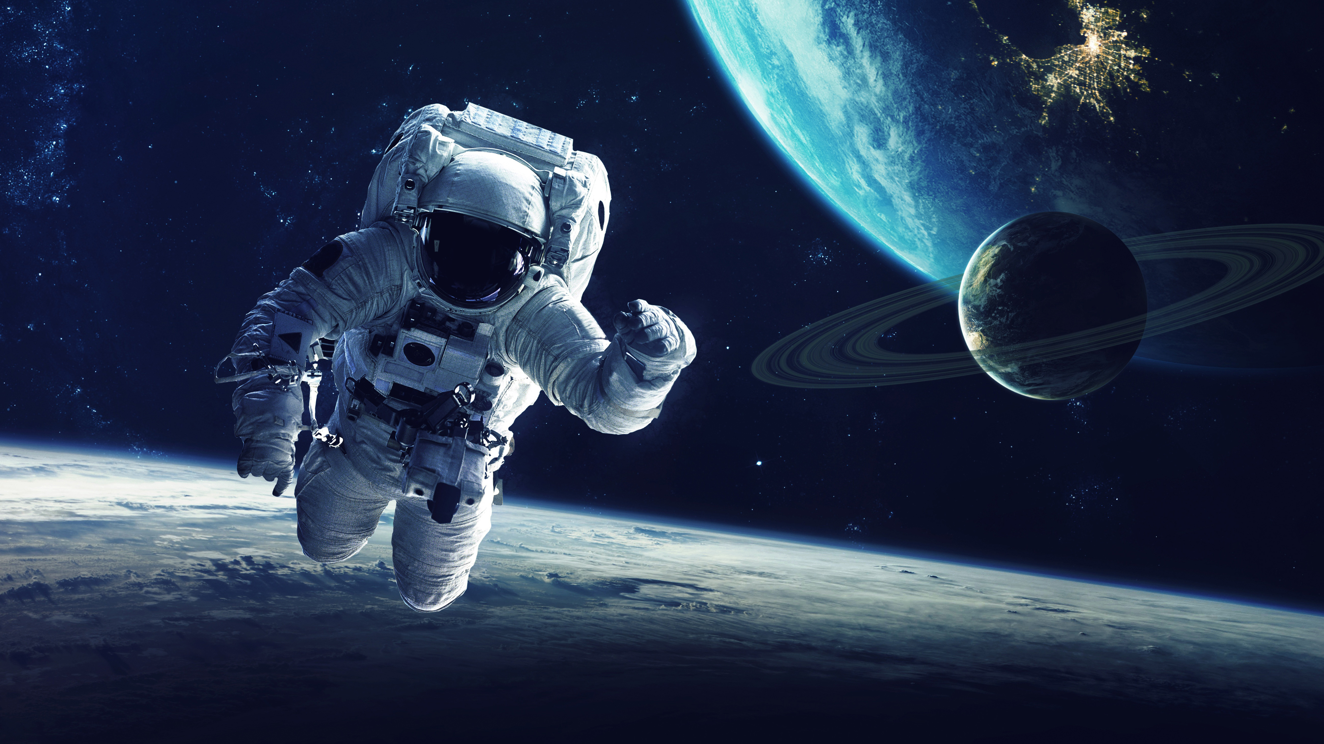 astronaut in space hd - photo #20