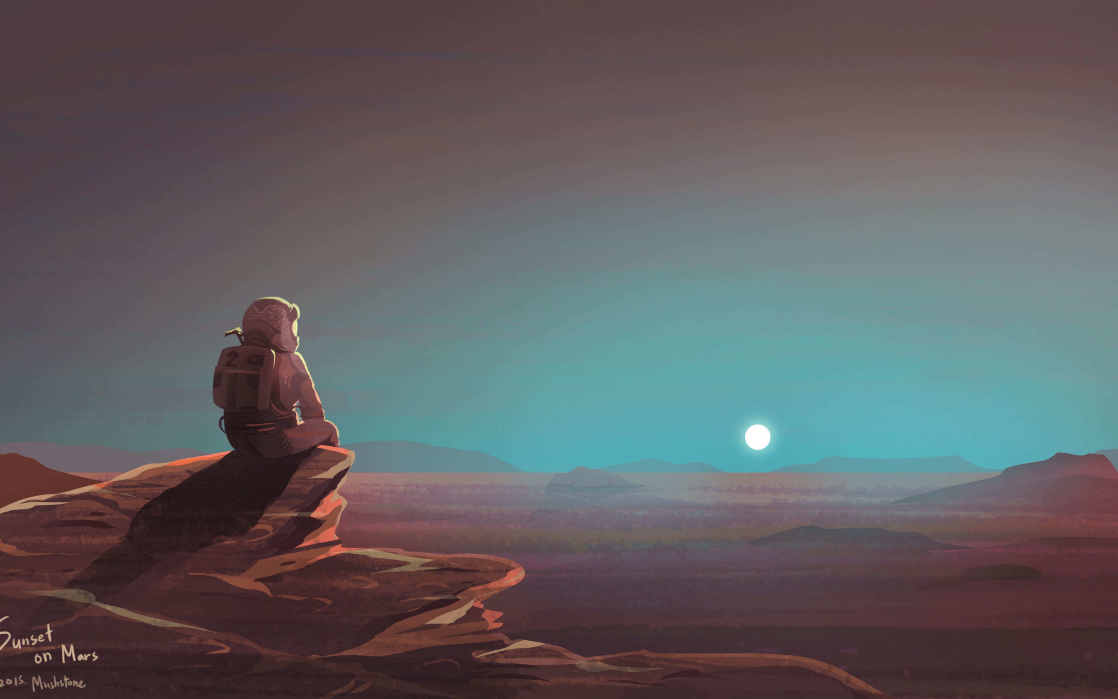 curiosity sunrise sunset times - HD3840×2400