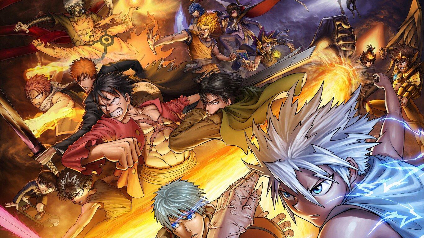 Atemu Bleach Crossover Dragonball Naruto 85