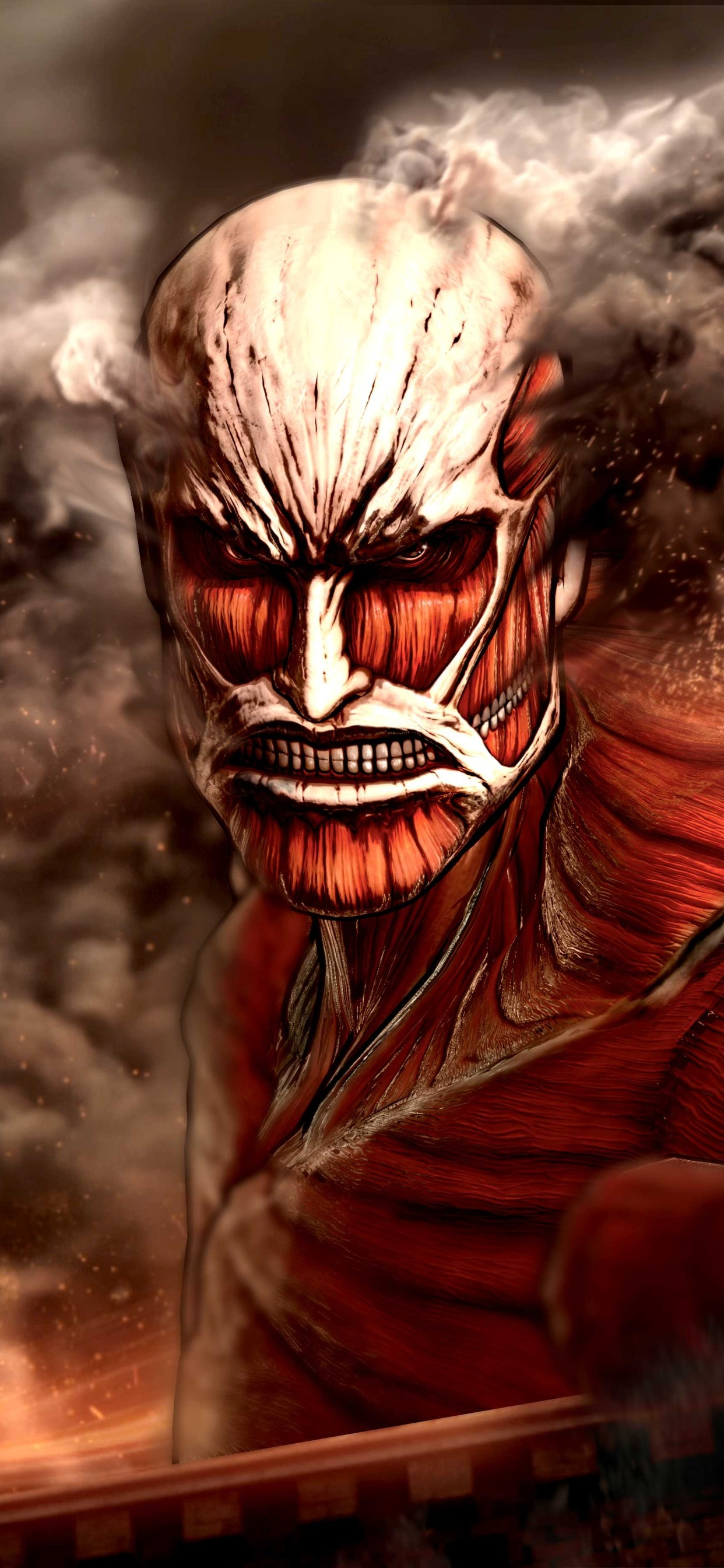 1242x2688 Attack On Titan Iphone Xs Max Hd 4k Wallpapers Images Backgrounds Photos And Pictures