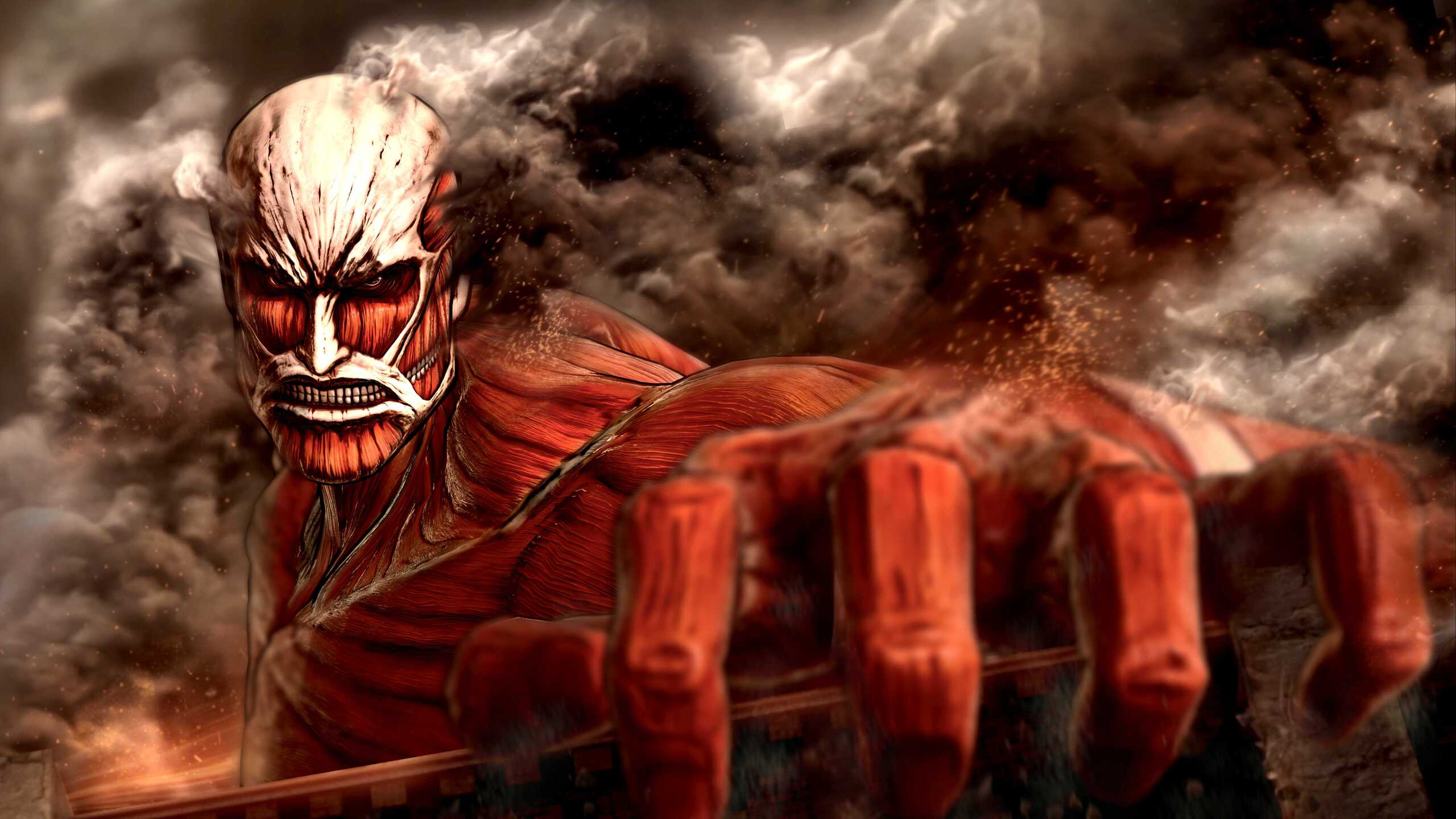 2560x1440 Attack On Titan 1440p Resolution Hd 4k Wallpapers