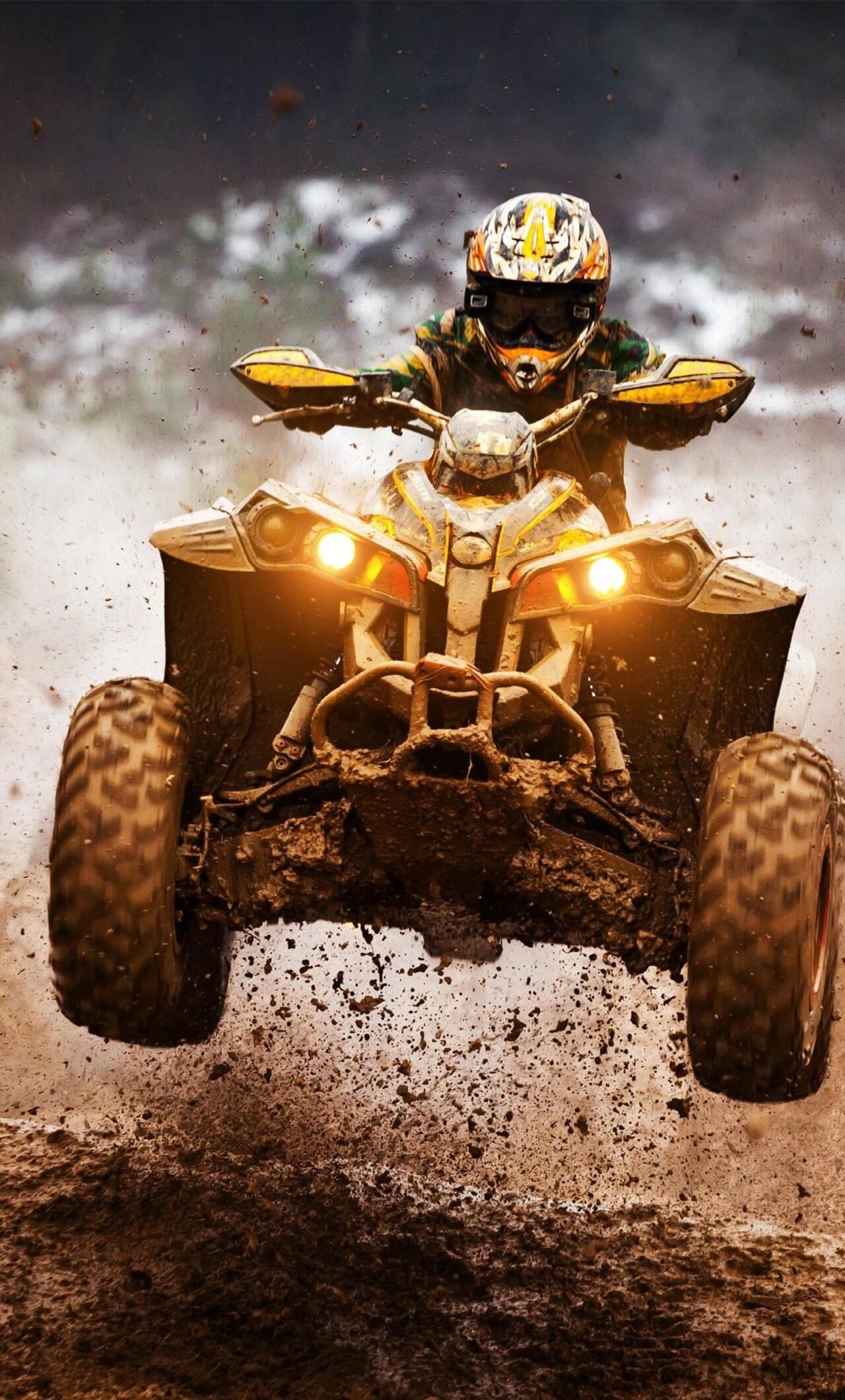 1280x2120 Atv Motocross Iphone 6 Hd 4k Wallpapers Images Backgrounds Photos And Pictures