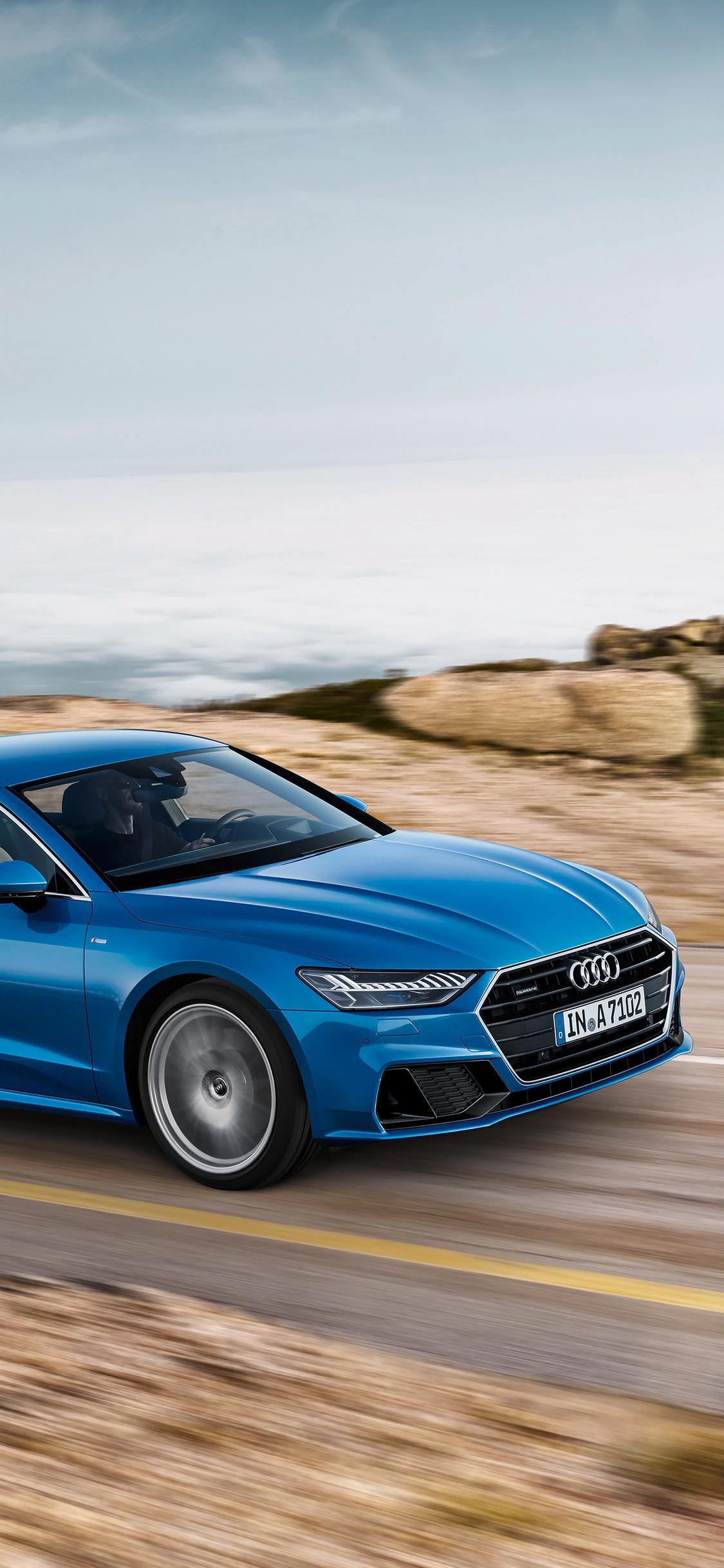 1125x2436 Audi A7 Sportback 4k Iphone Xs Iphone 10 Iphone X Hd 4k