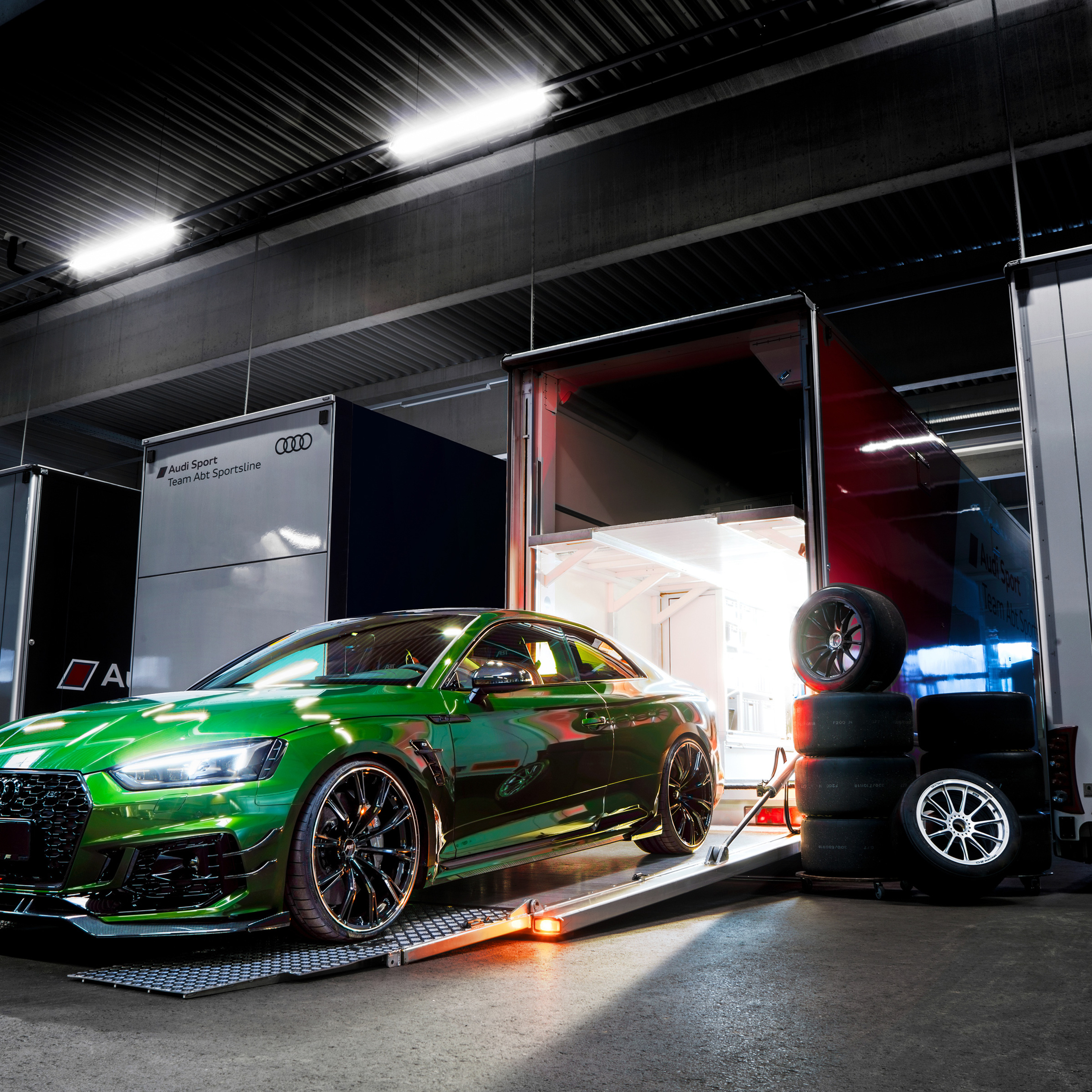 X Audi ABT RS R Coupe Ipad Pro Retina Display HD K - Abt ipad