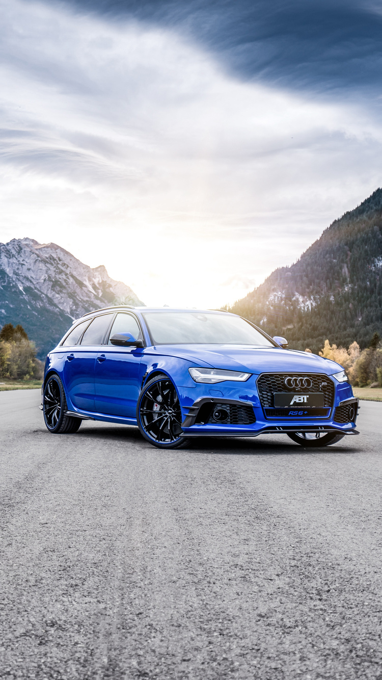 750x1334 Audi Abt Rs 6 4k Iphone 6 Iphone 6s Iphone 7 Hd