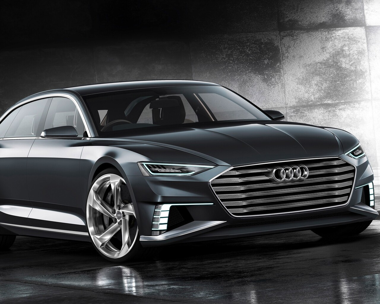 1280x1024 Audi Prologue Avant Concept Car 1280x1024 ...