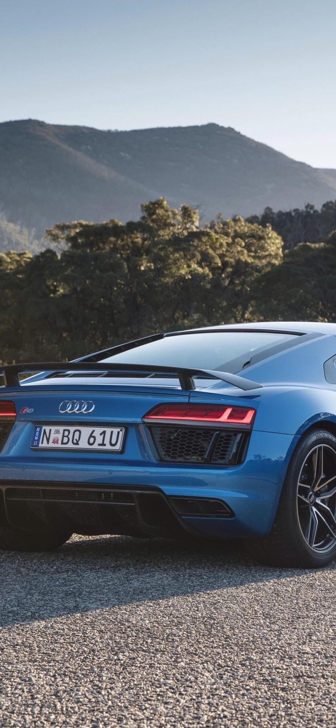 1125x2436 Audi R8 4k Iphone Xs Iphone 10 Iphone X Hd 4k Wallpapers