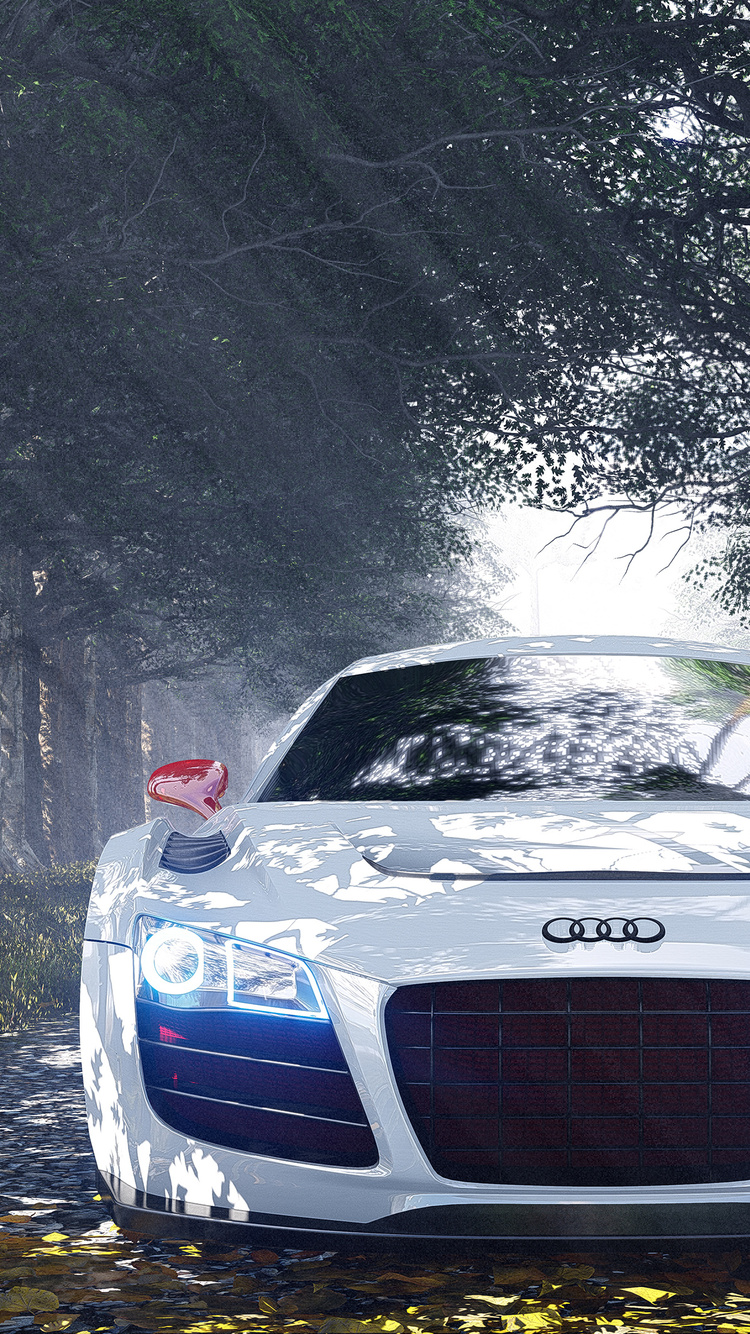 750x1334 Audi R8 Special Edition Iphone 6 Iphone 6s Iphone 7 Hd