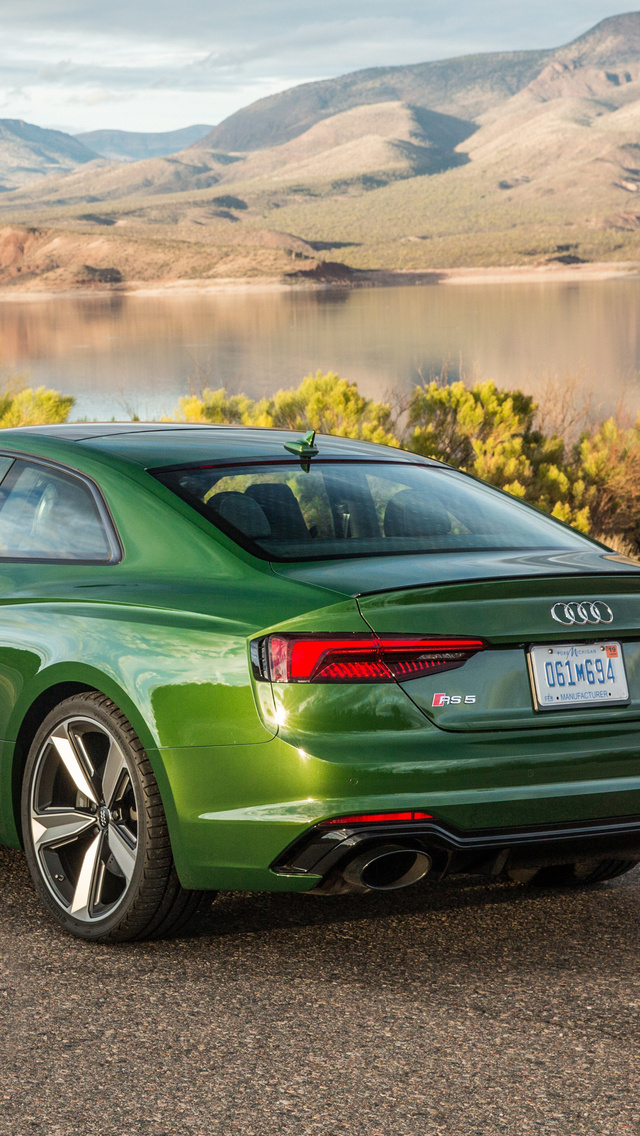 640x1136 Audi Rs5 Coupe 4k 2018 Iphone 5 5c 5s Se Ipod Touch Hd 4k Wallpapers Images Backgrounds Photos And Pictures