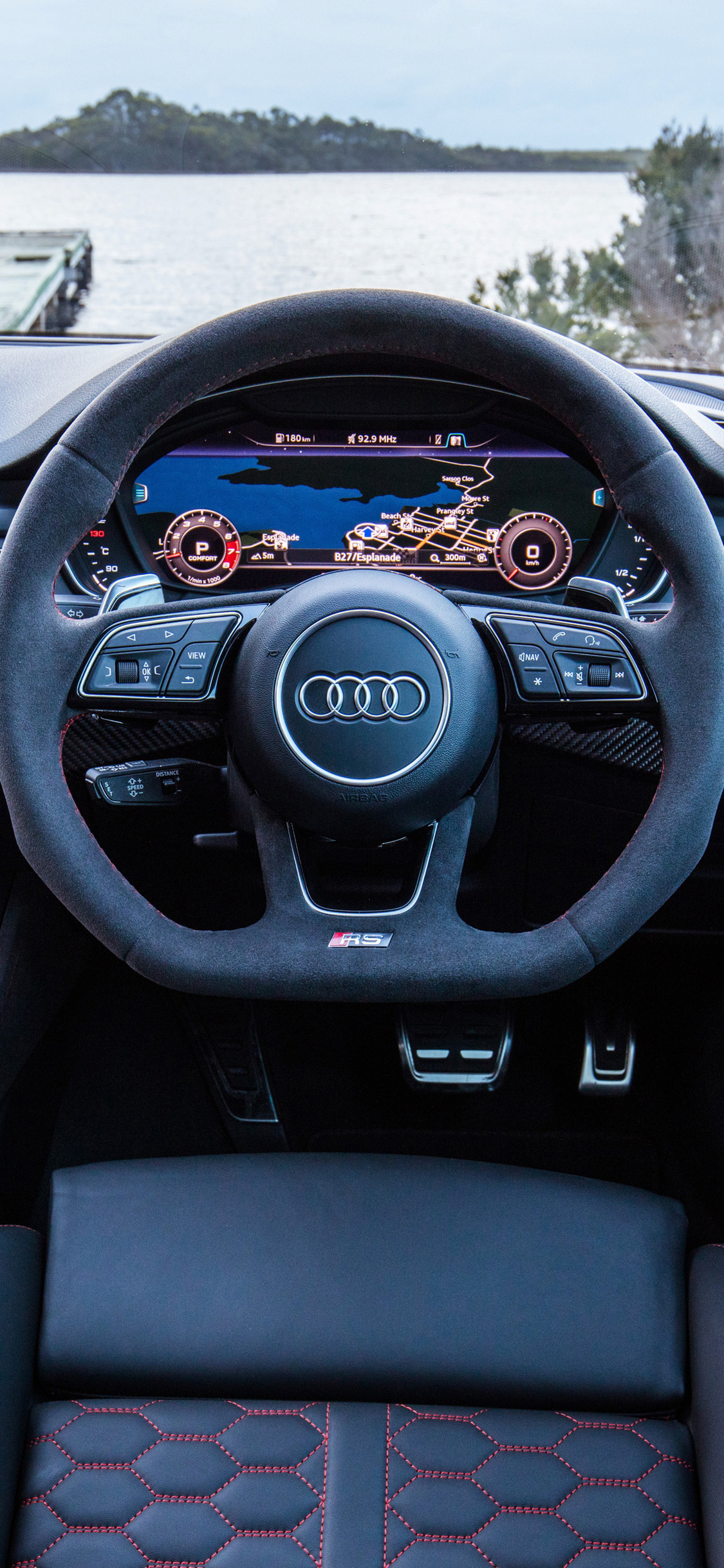 1125x2436 Audi Rs5 Coupe Interior 4k Iphone Xs Iphone 10 Iphone X Hd
