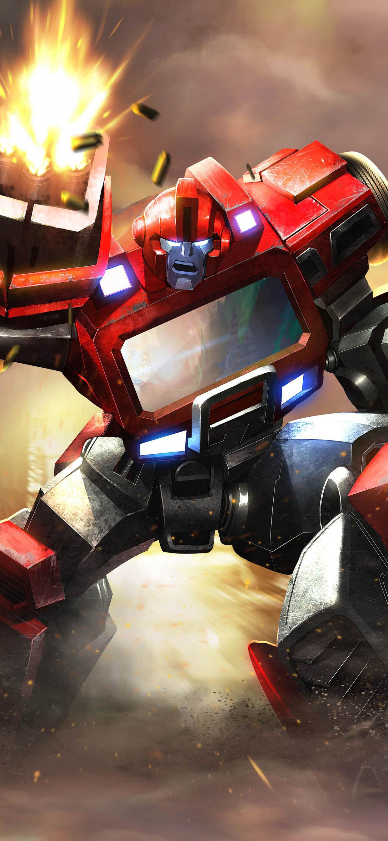 1242x2688 Autobots Transformers Iphone Xs Max Hd 4k