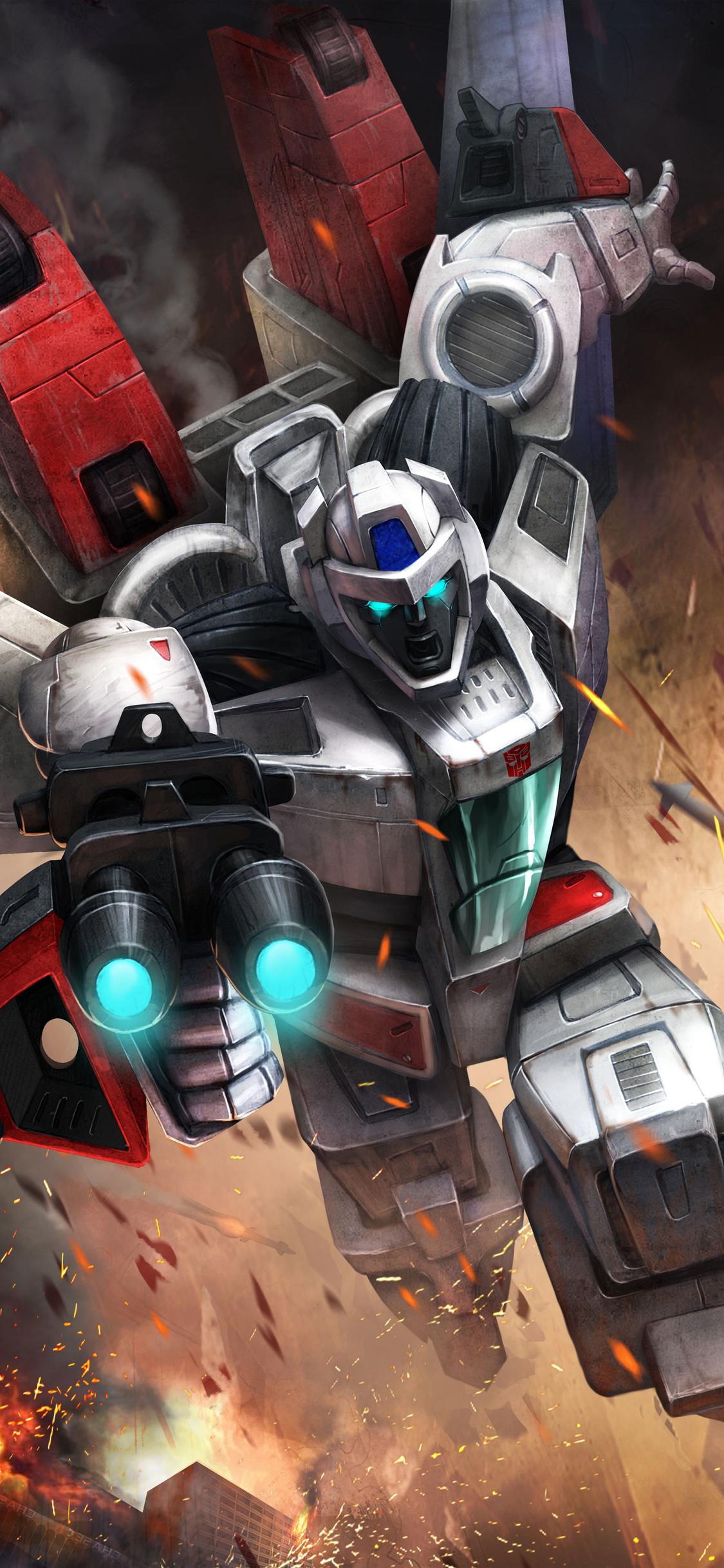1125x2436 Autobots Transformers Hd Iphone Xs Iphone 10