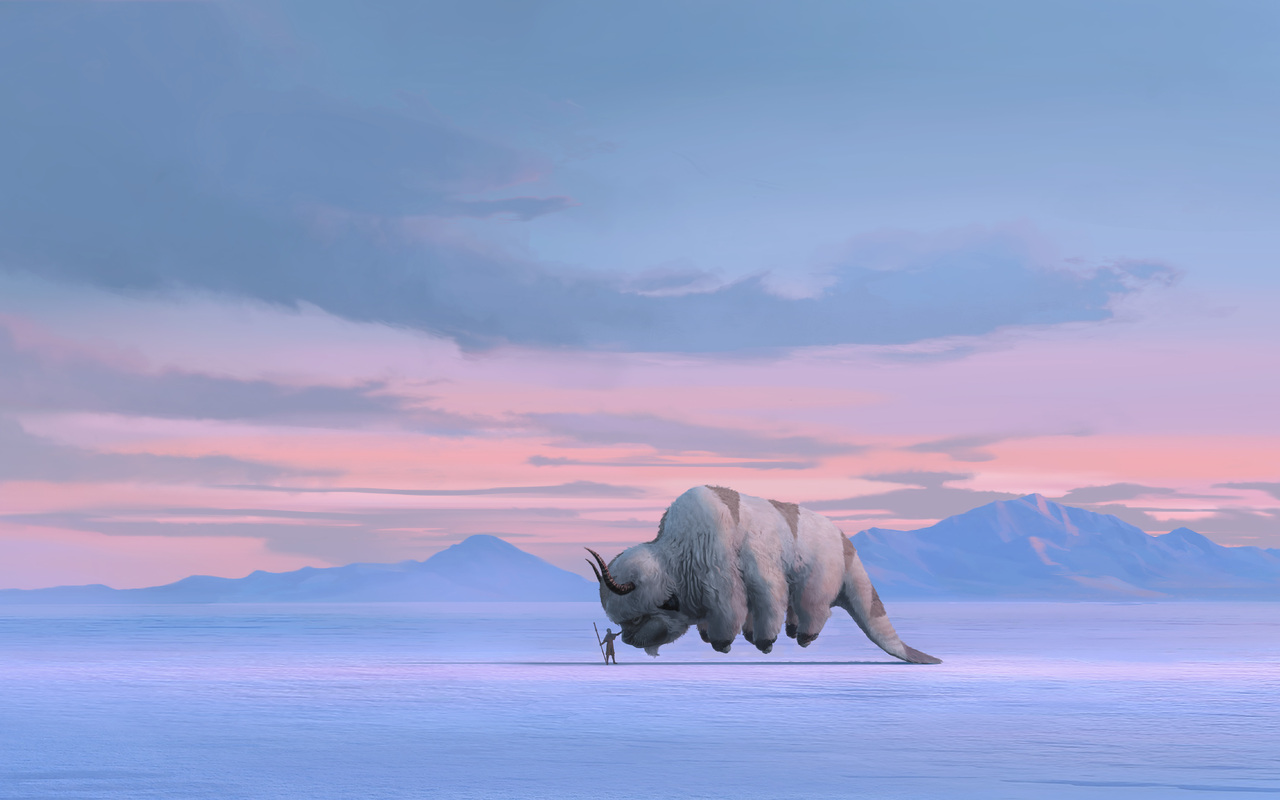 1280x800 Avatar The Last Airbender 720p Hd 4k Wallpapers Images