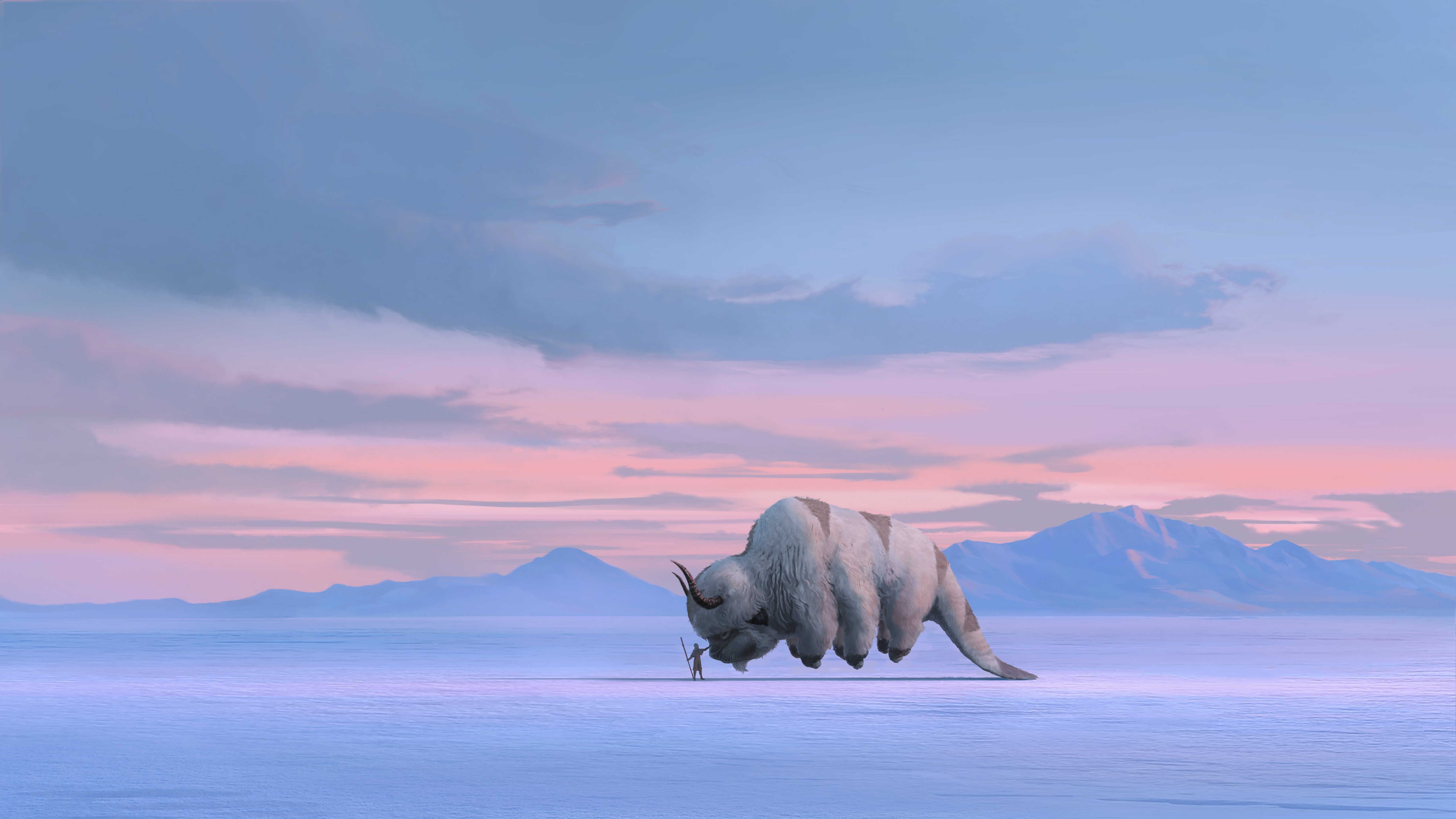 5120x2880 Avatar The Last Airbender 5k Hd 4k Wallpapers Images
