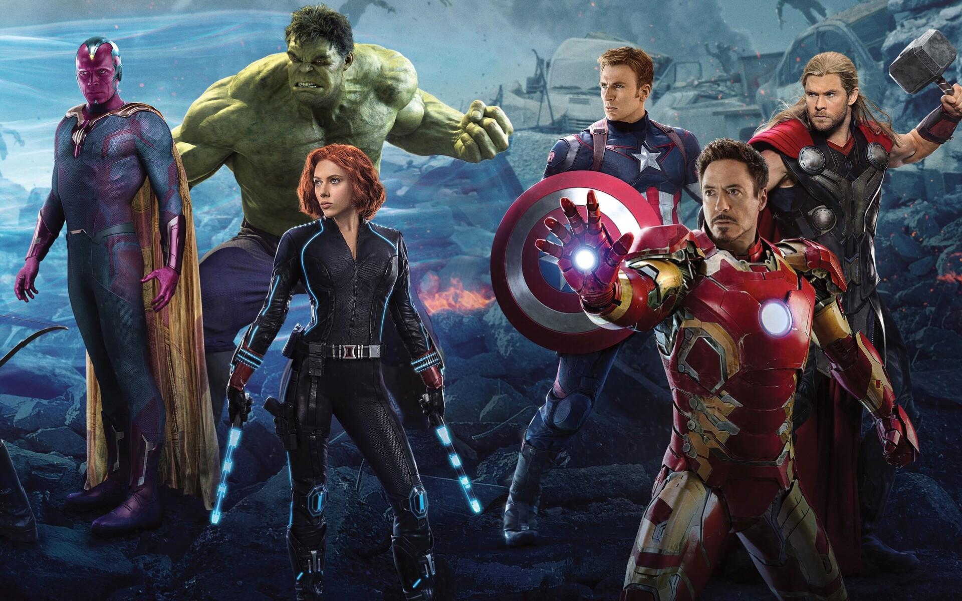 1920x1200 Avengers 2 1080P Resolution HD 4k Wallpapers ...