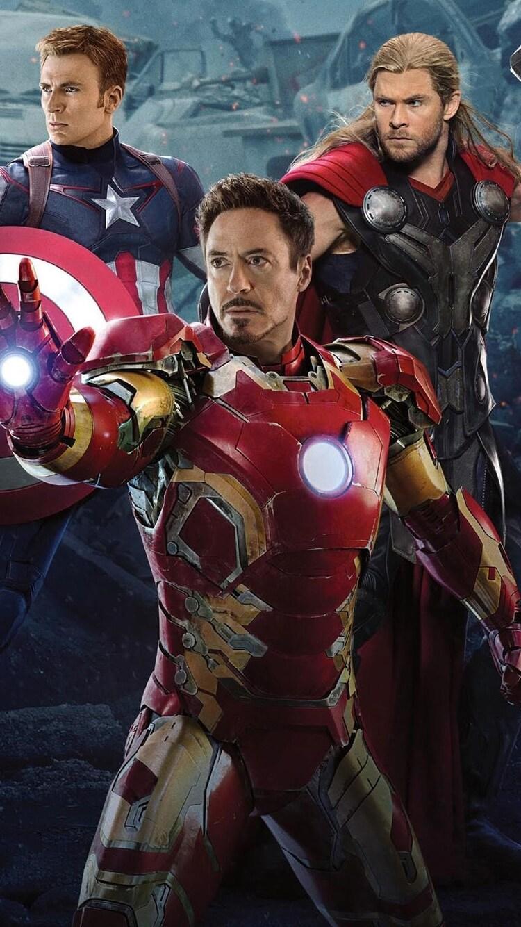 750x1334 Avengers 2 iPhone 6, iPhone 6S, iPhone 7 HD 4k ...