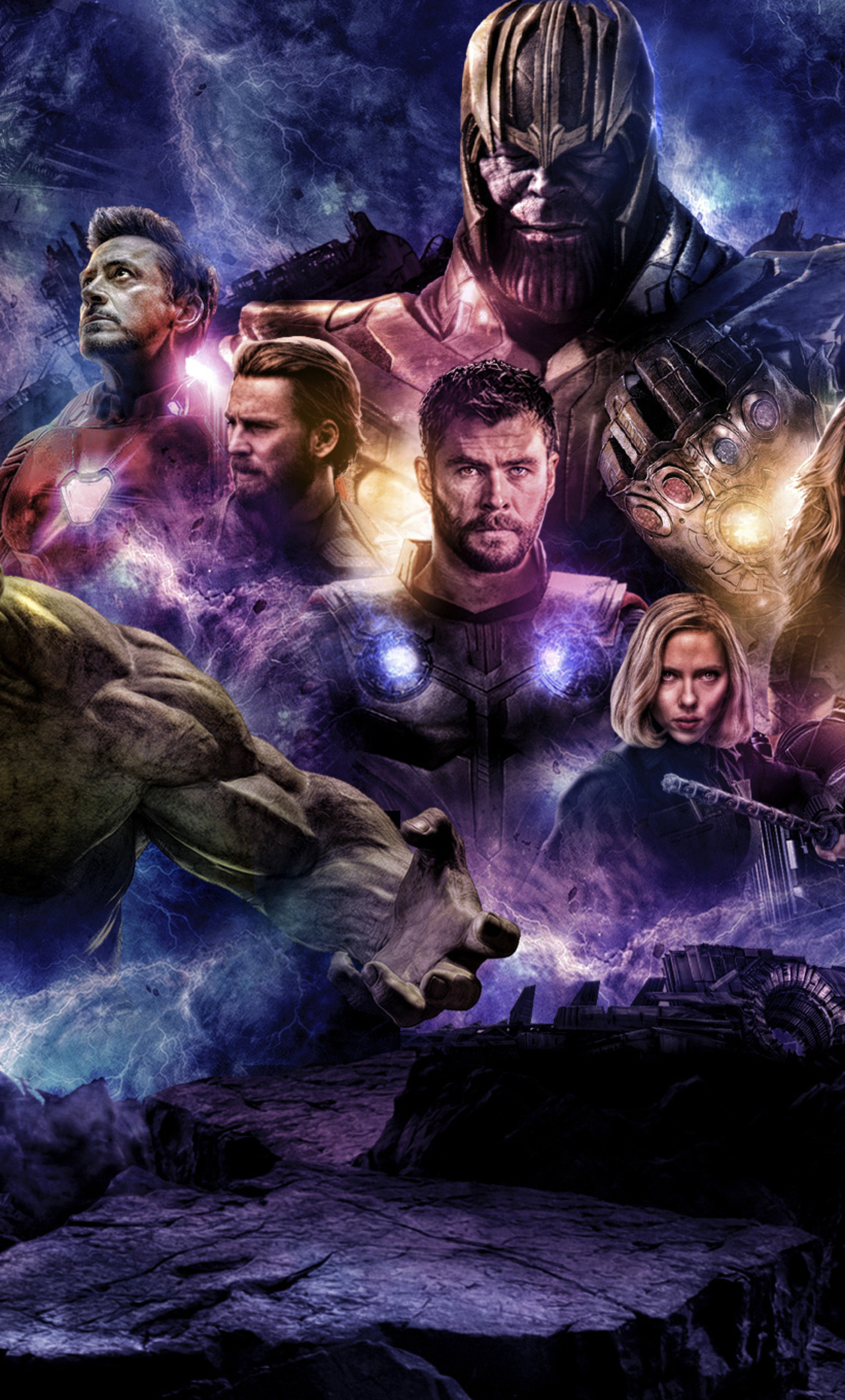 The Avengers Movie Poster Hd