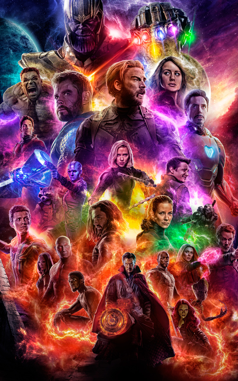 800x1280 Avengers 4 End Game 2019 Nexus 7 Samsung Galaxy Tab 10 Note Android Tablets Hd 4k Wallpapers Images Backgrounds Photos And Pictures