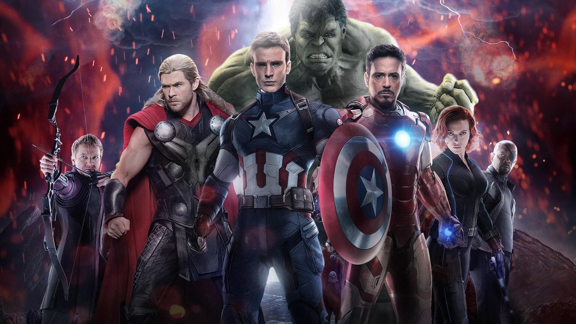 1920x1080 Avengers Age Of Ultron Laptop Full HD 1080P HD ...