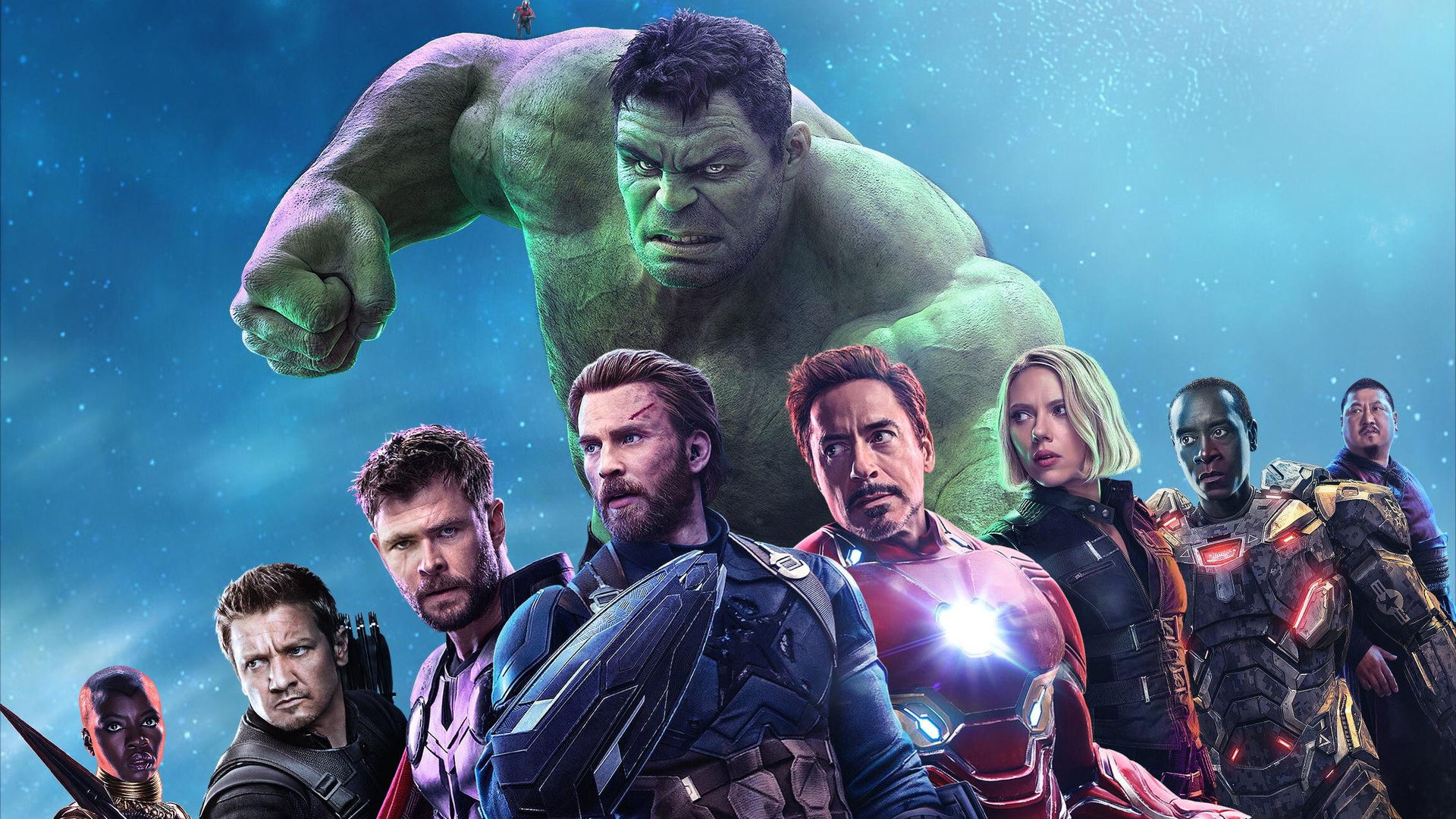 1920x1080 Avengers End Game 2019 Movie Laptop Full Hd 1080p