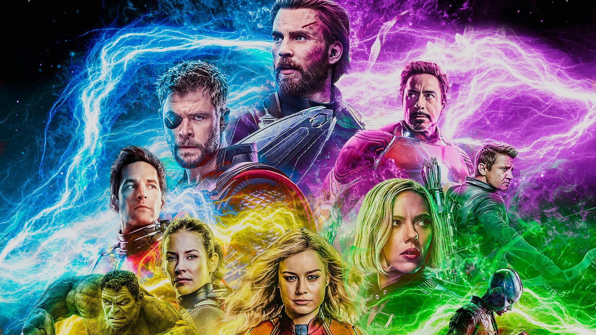 Avengers Endgame Wallpaper For Mobile Hd 1080p