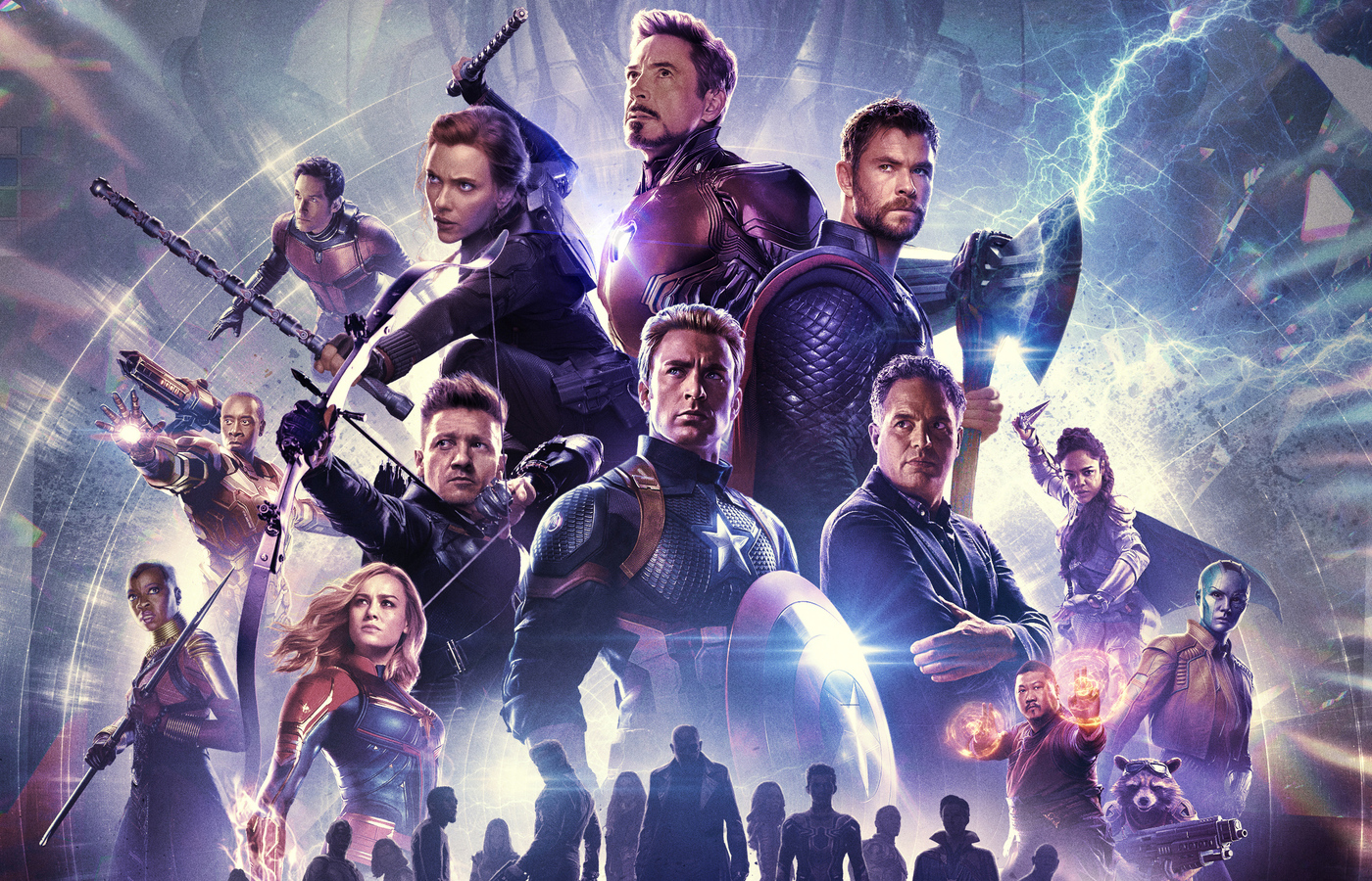 avengers end games poster