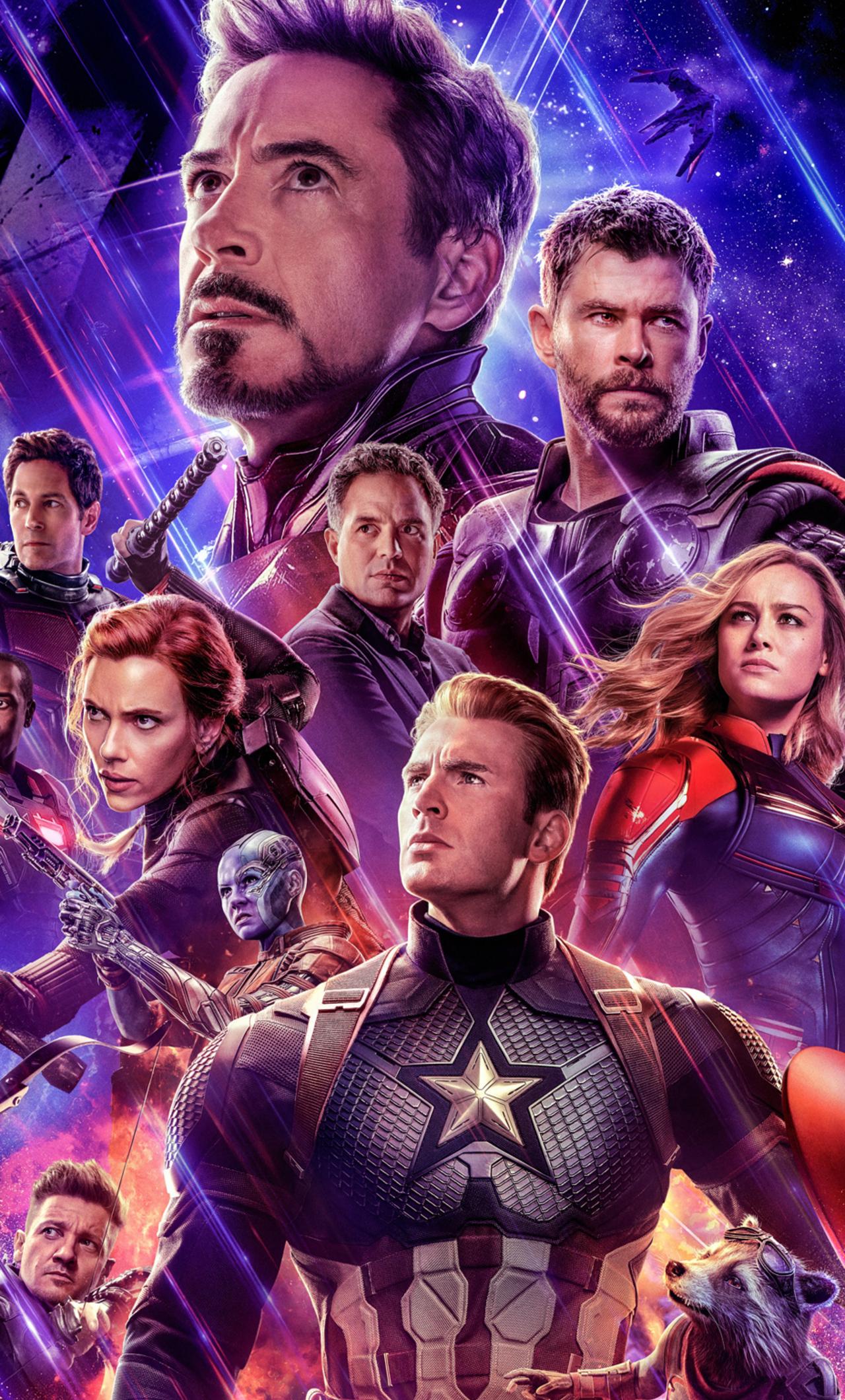 48+ Avengers Endgame Hd Wallpaper For Mobile Download Gif