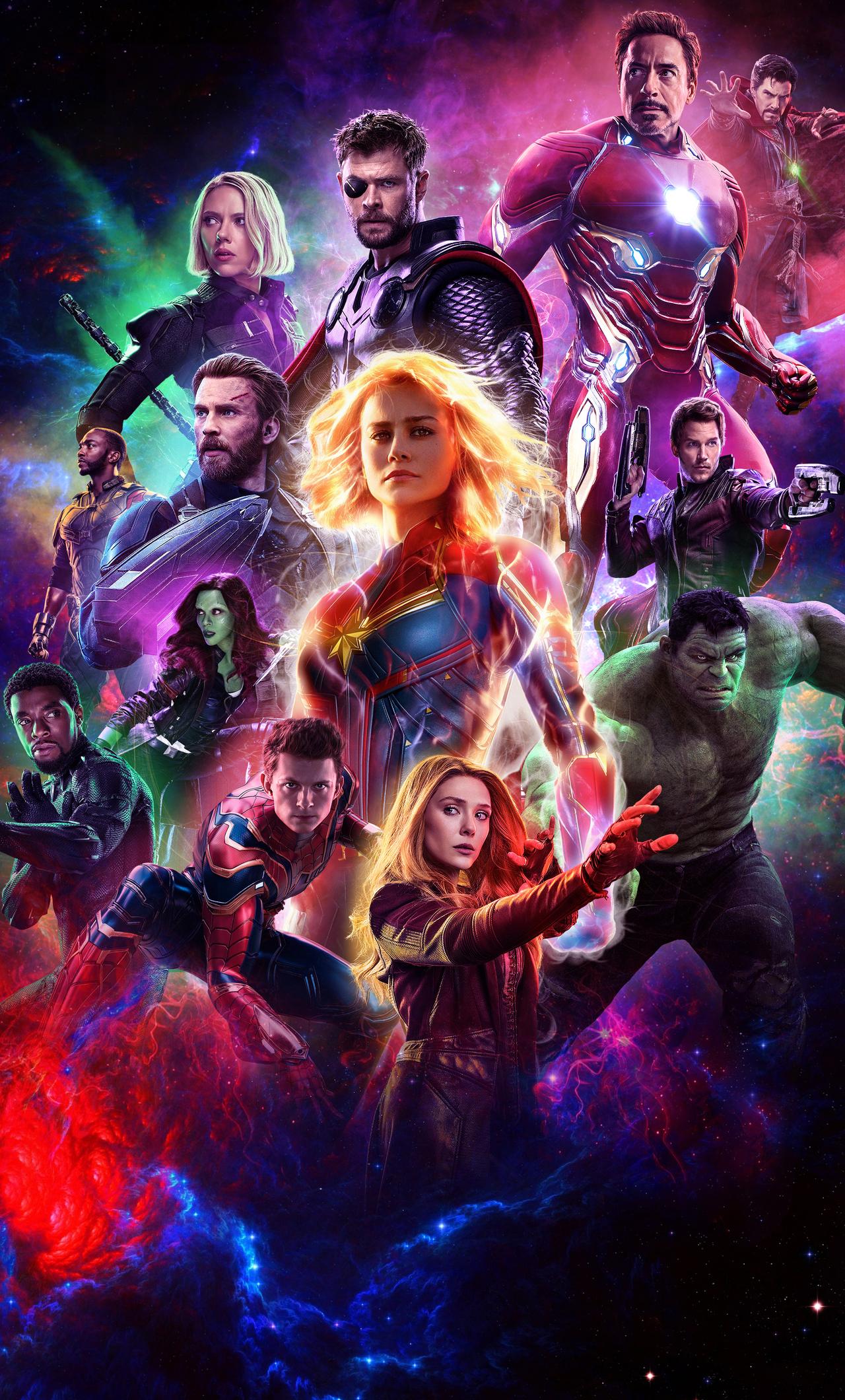 1280x2120 Avengers Endgame 2019 iPhone 6+ HD 4k Wallpapers ...