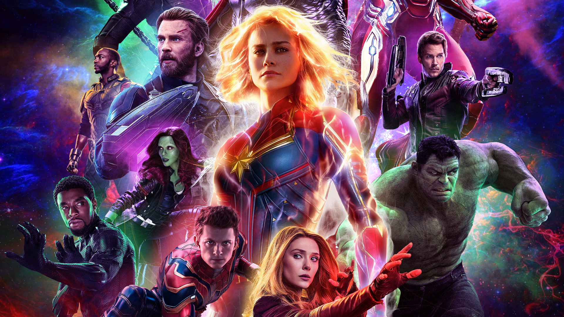 Avengers 4 Endgame Wallpapers 4k For Mobile: 1920x1080 Avengers Endgame 2019 Laptop Full HD 1080P HD 4k