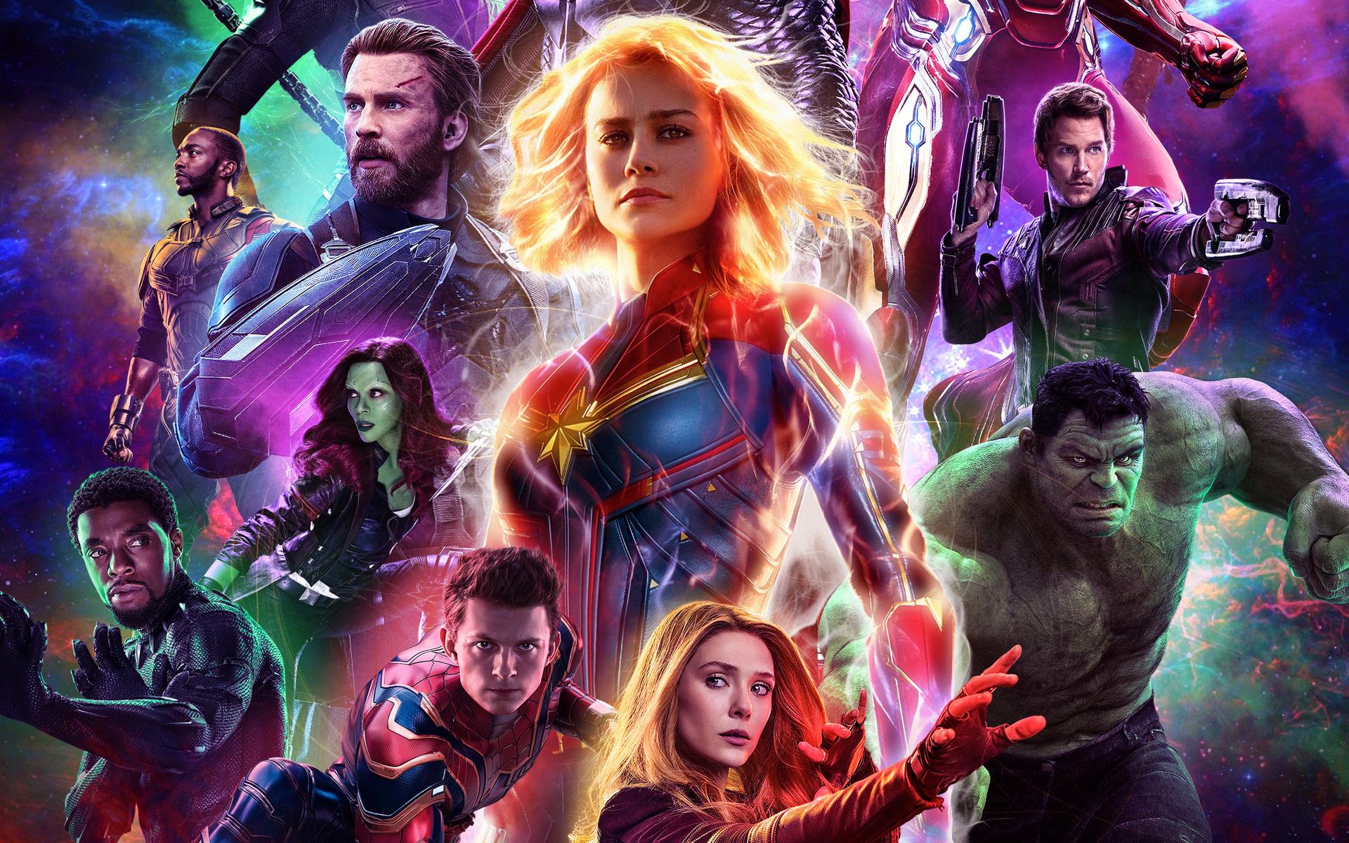 1920x1200 Avengers Endgame 2019 1080P Resolution HD 4k ...