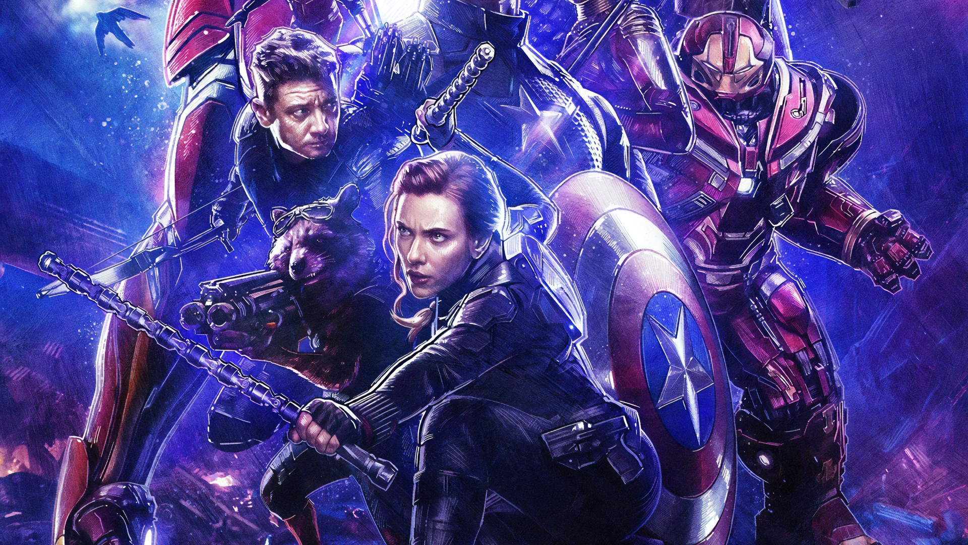 1920x1080 Avengers Endgame 4k Laptop Full Hd 1080p Hd 4k