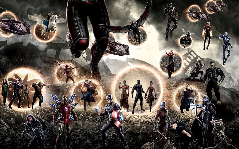 1440x900 Avengers Endgame Final Battle 4k 1440x900 Resolution Hd