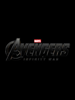 Avengers Infinity War 2018 Logo Ke