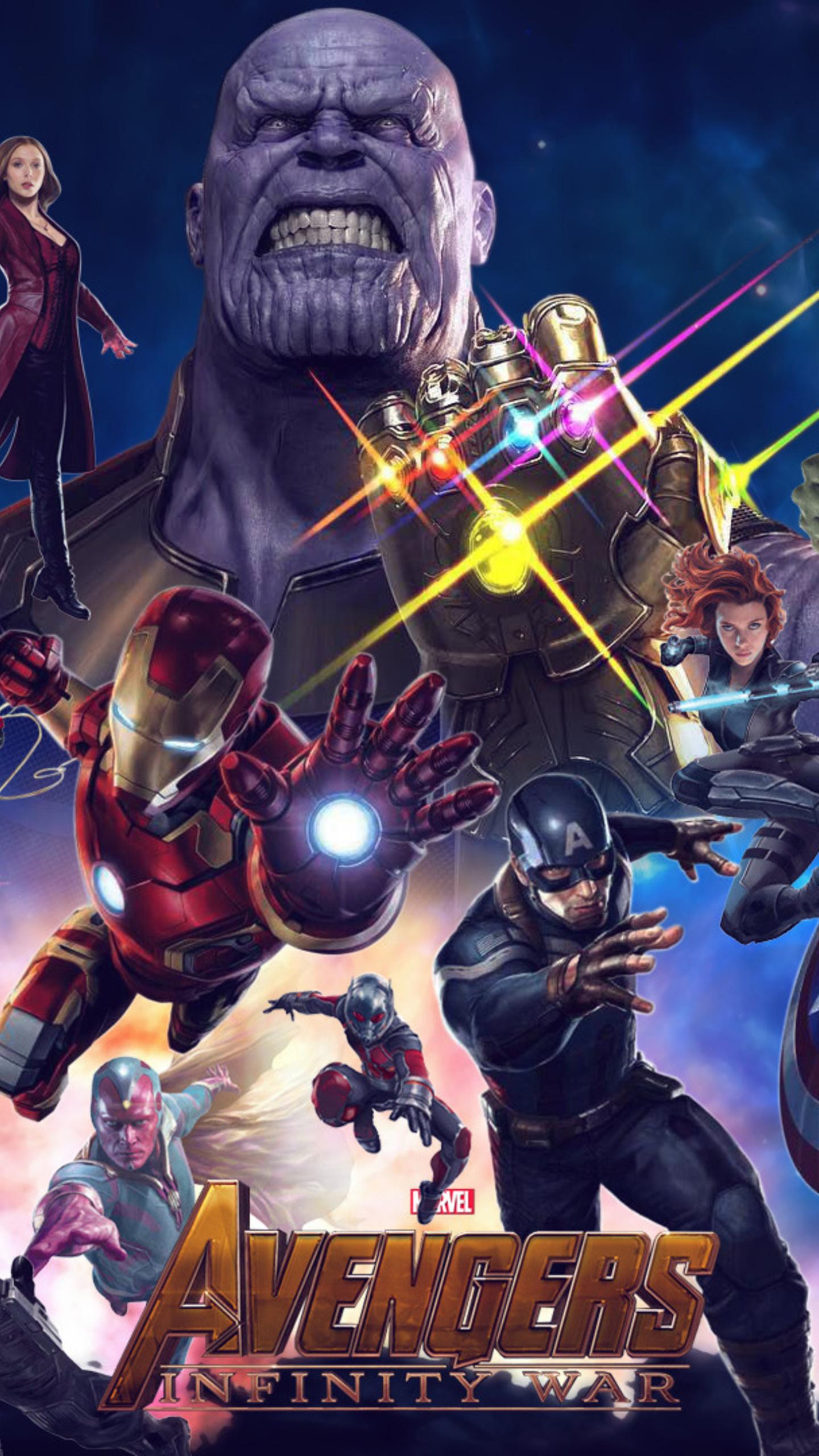 Avengers Infinity War Besetzung