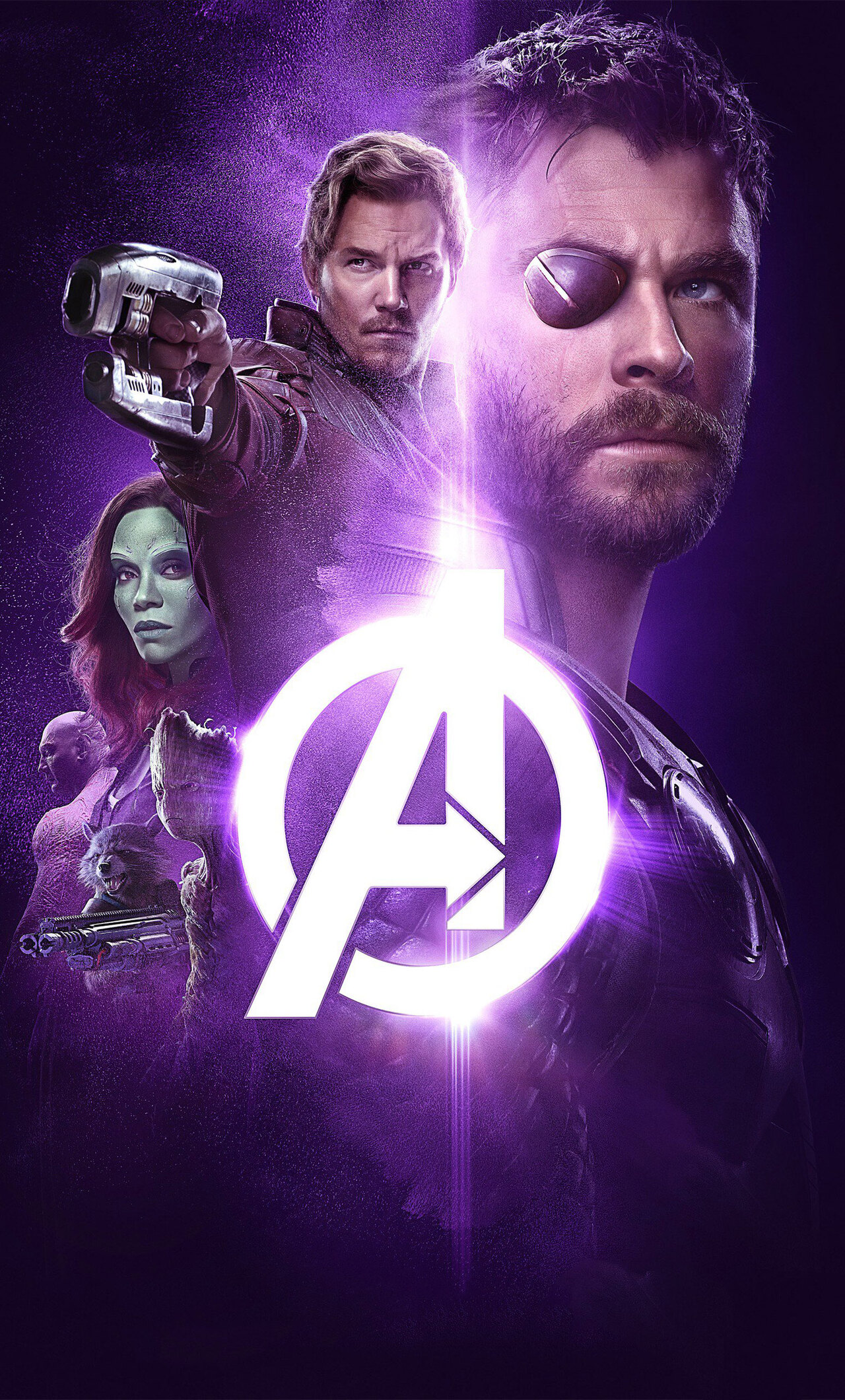 1280x2120 Avengers Infinity War 2018 Power Stone Poster 4k Iphone 6