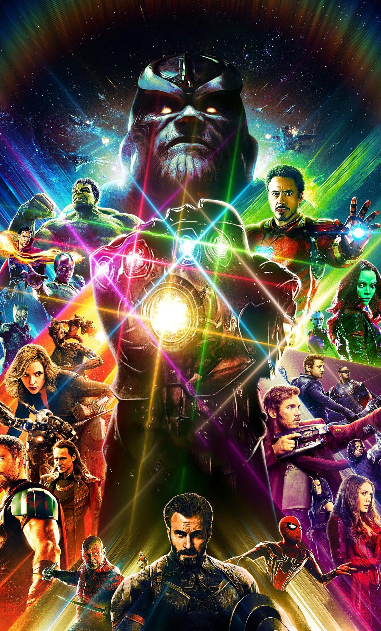 1280x2120 Avengers Infinity War Artwork 2018 Hd Iphone 6 Hd 4k