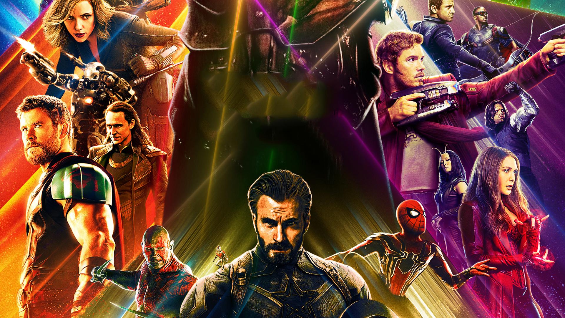 1920x1080 Avengers Infinity War Artwork 2018 HD Laptop ...