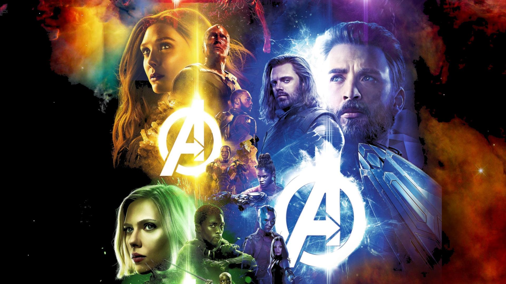 1920x1080 Avengers Infinity War Movie 2018 Laptop Full Hd 1080p Hd