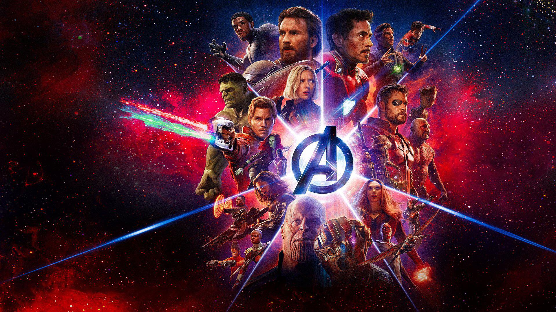 1920x1080 Avengers Infinity War Movie Imax Poster Laptop Full Hd