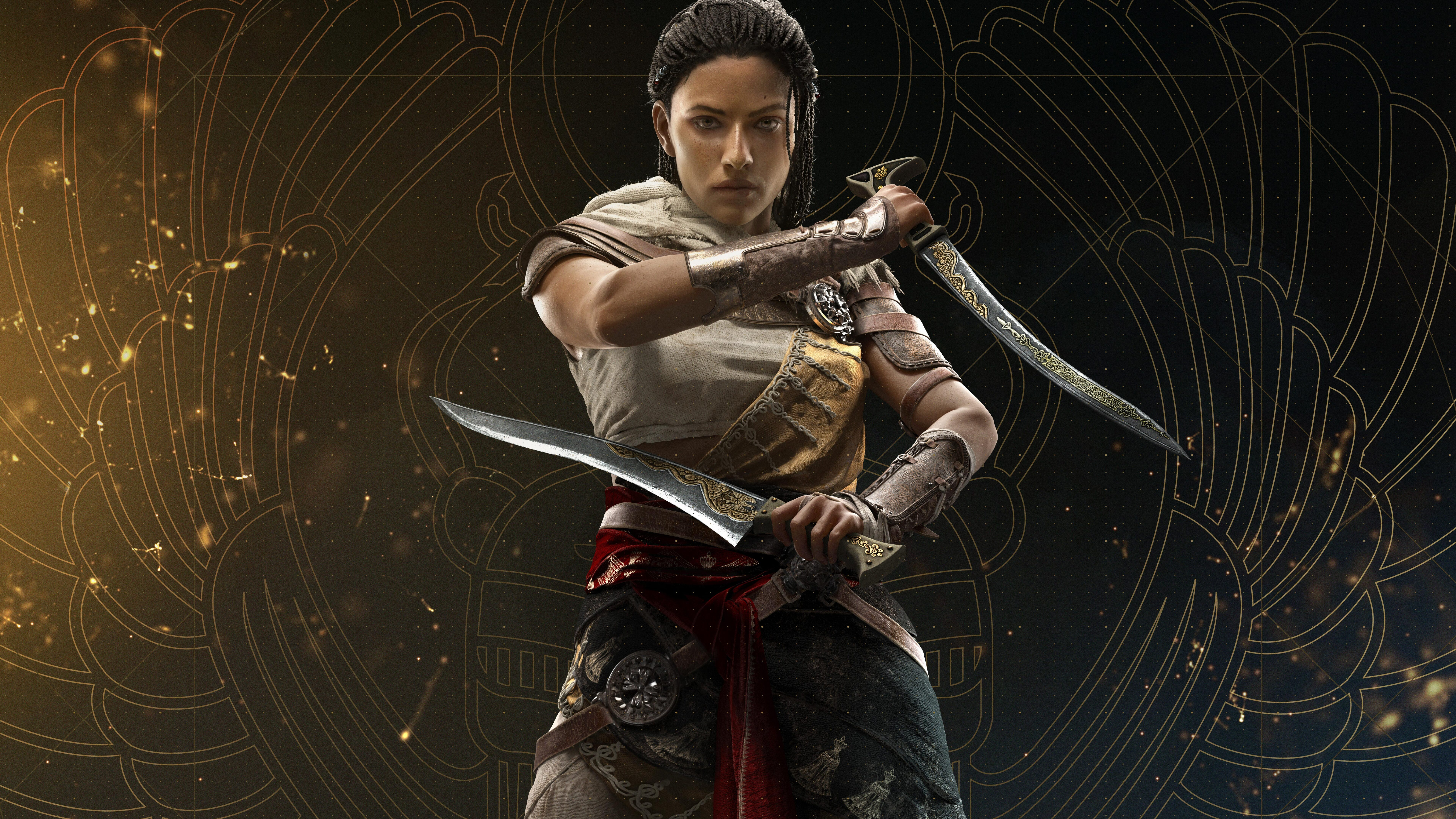 7680x4320 Aya Assassins Creed Origins 8k 8k Hd 4k Wallpapers